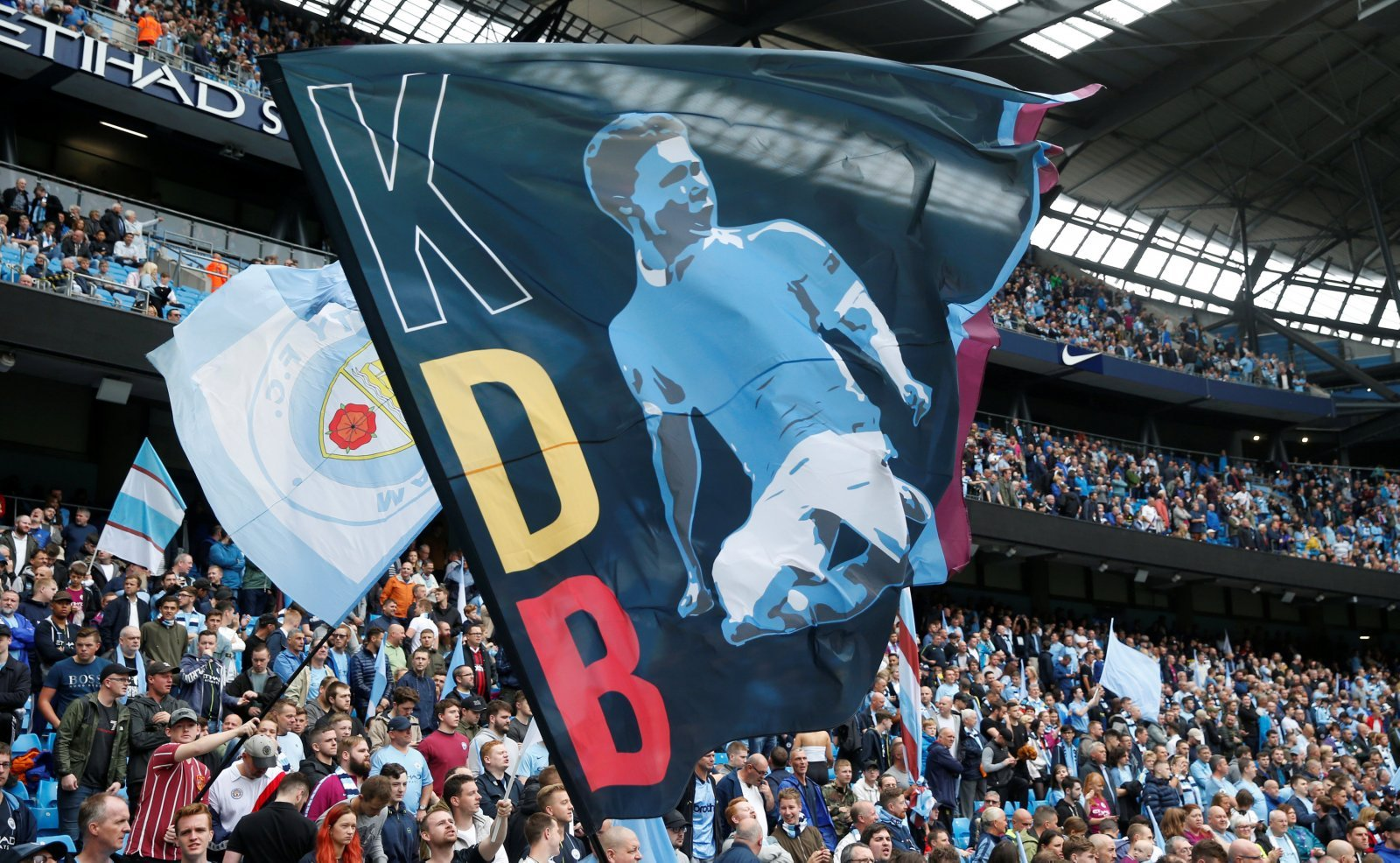 Man City fans are delighted by Kevin De Bruyne update