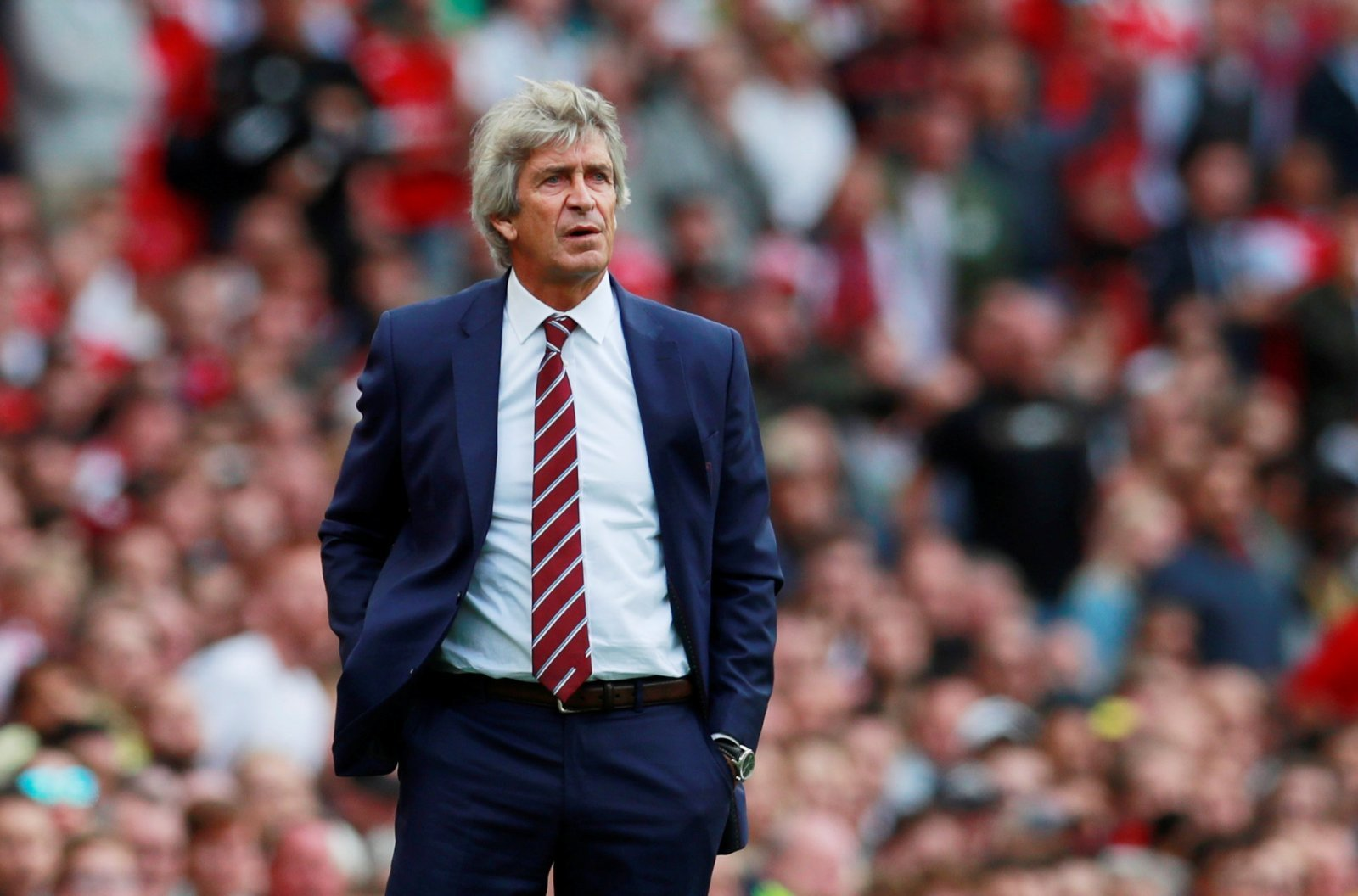 Manuel Pellegrini is confident things will improve