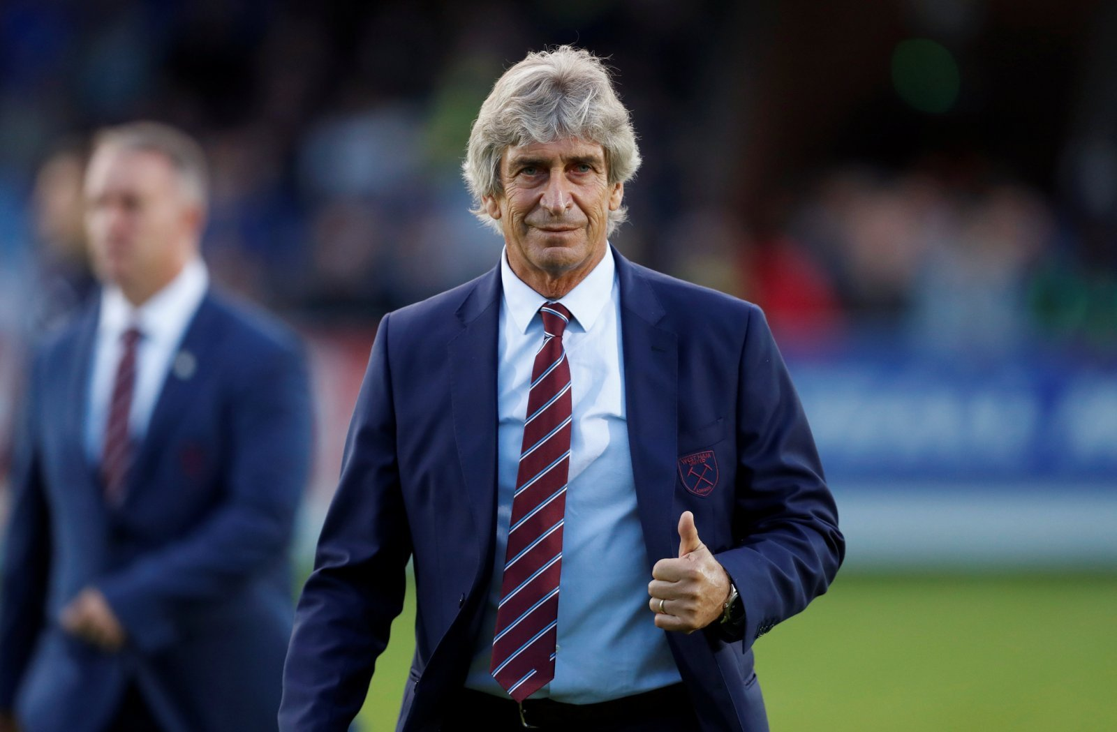 Silva's showing the right attitude to impress Pellegrini at West Ham