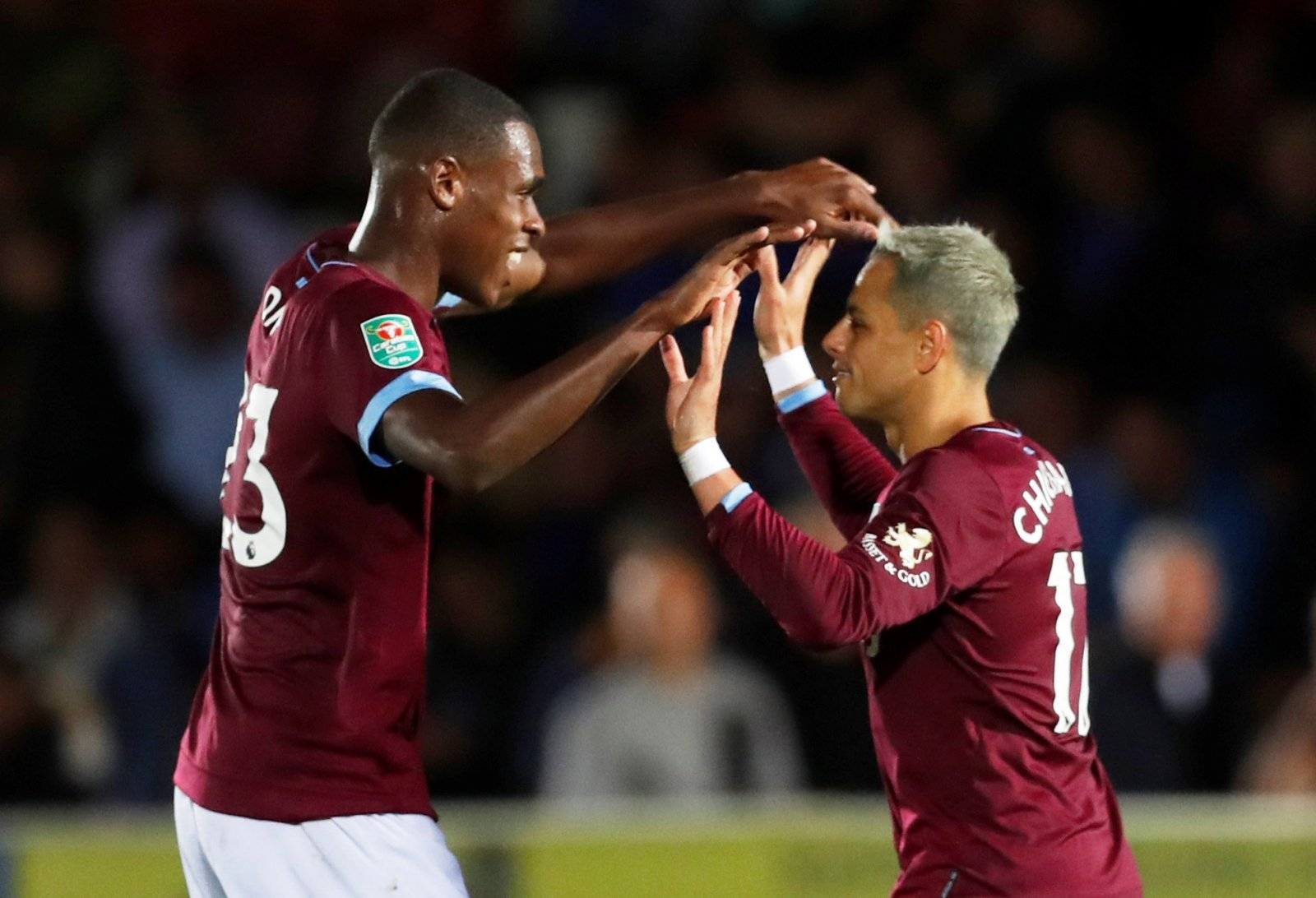 West Ham fans have been full of praise for Issa Diop and rightly so