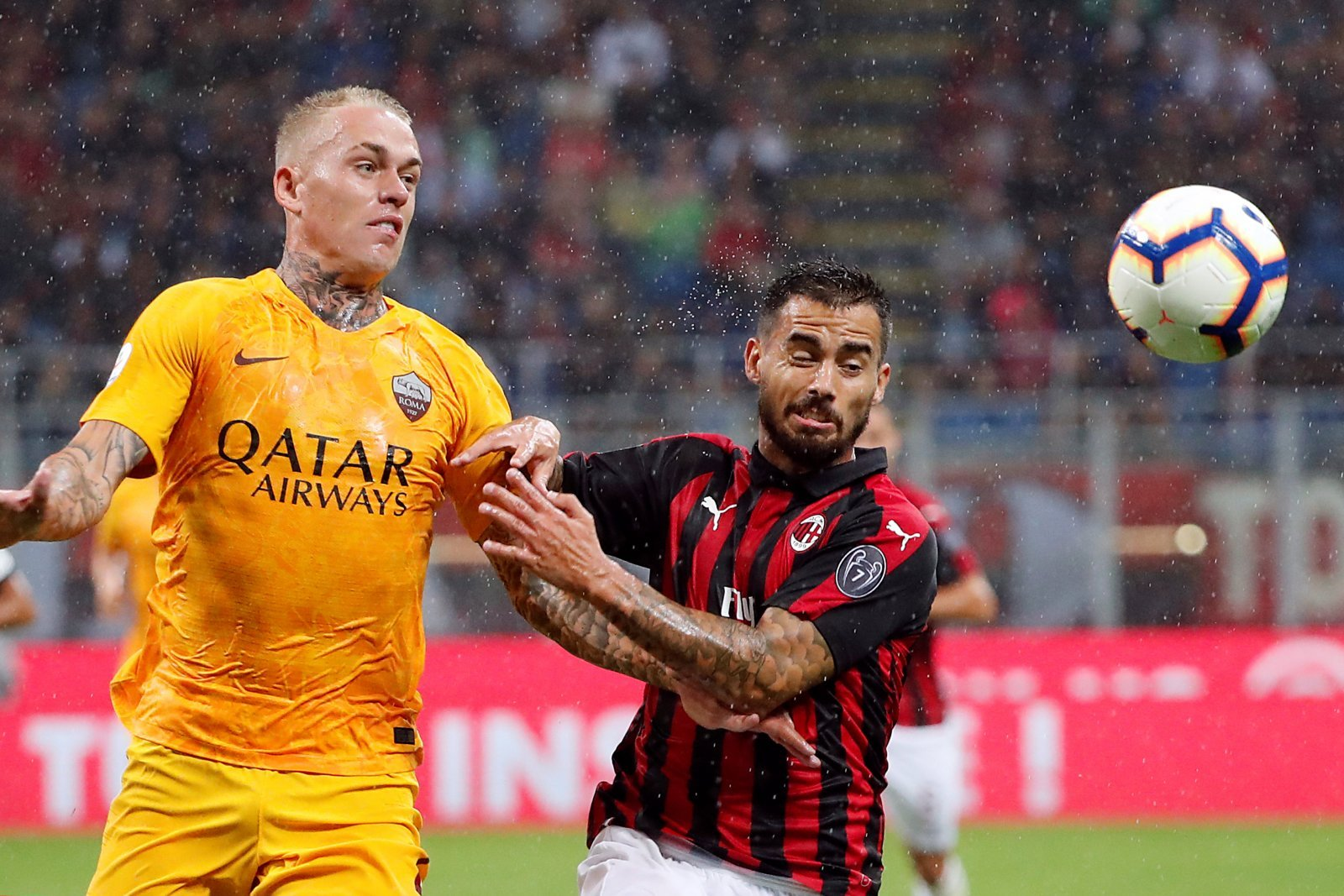 Suso the kind of signing to take Tottenham to the next level