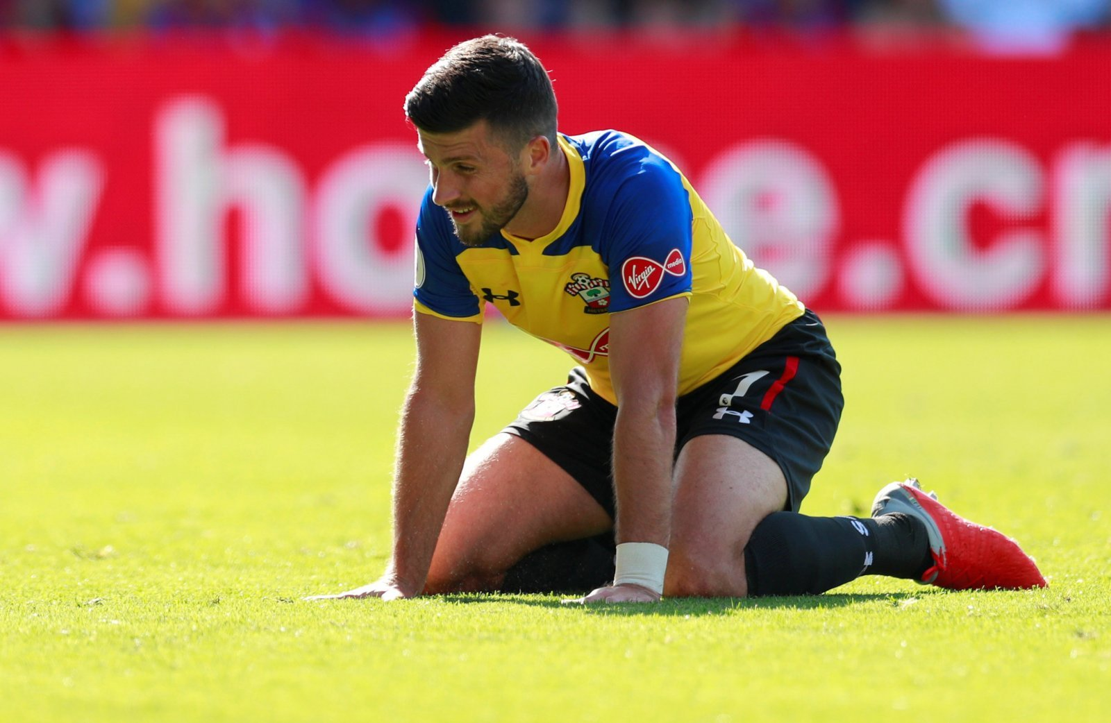 Shane Long should be available when Premier League resumes