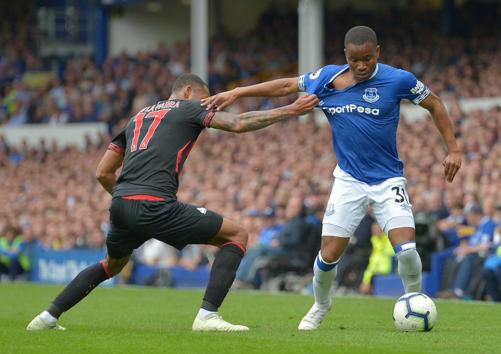What does the future hold for Everton's Ademola Lookman?