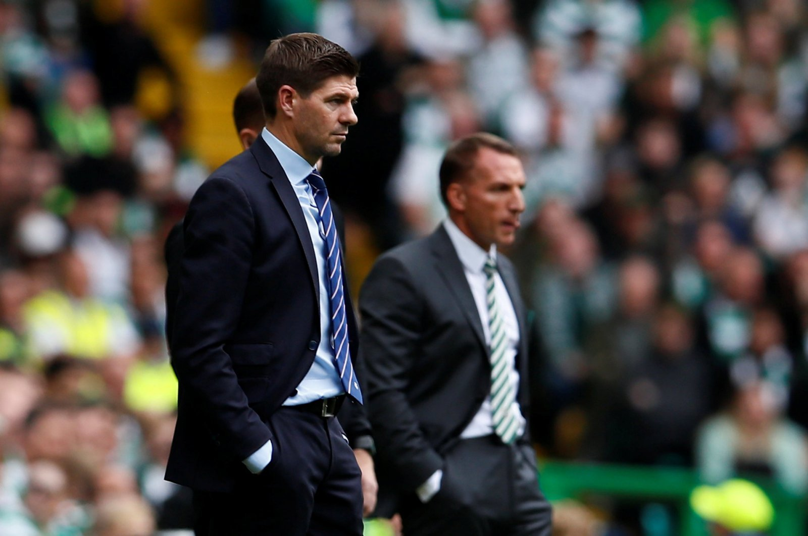 Celtic and Rangers both have John Mahon on their radars