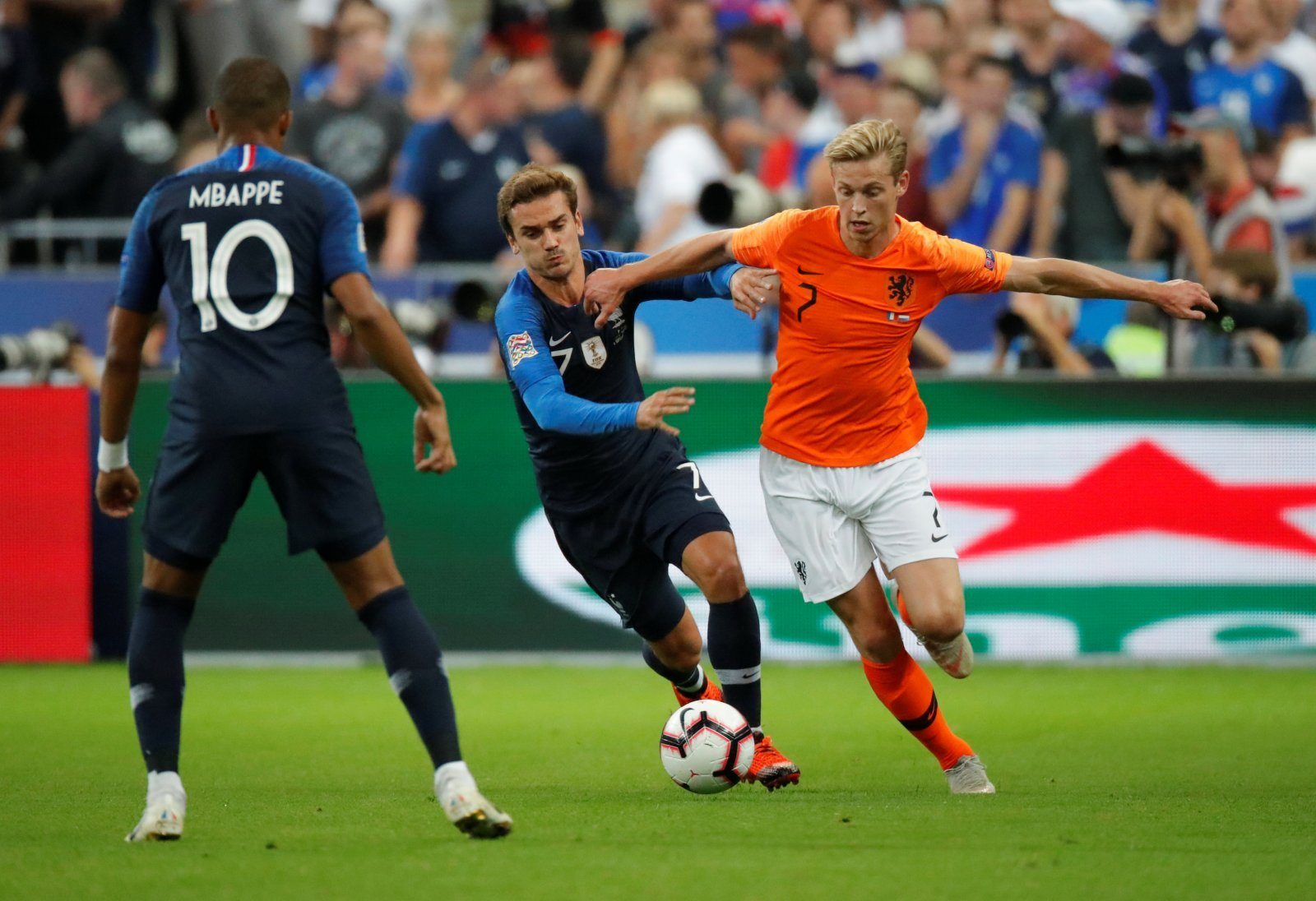 Pundit's Choice: Frenkie de Jong