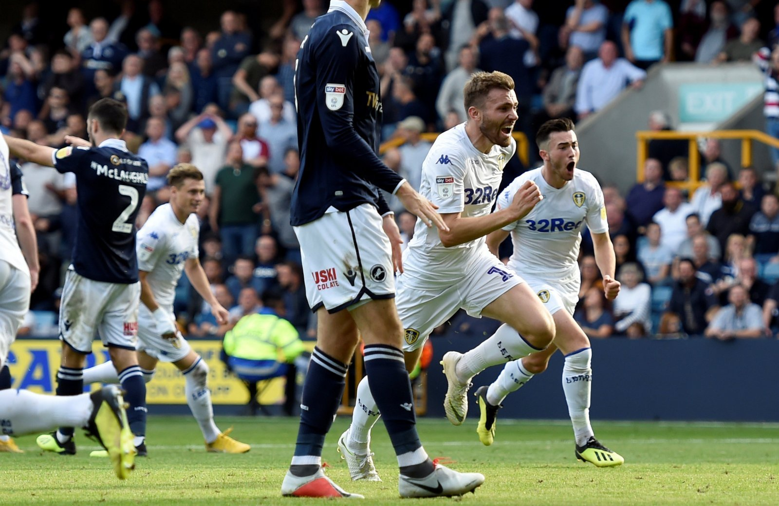 Leeds fans on Twitter weren't happy with Harrison despite Ipswich win