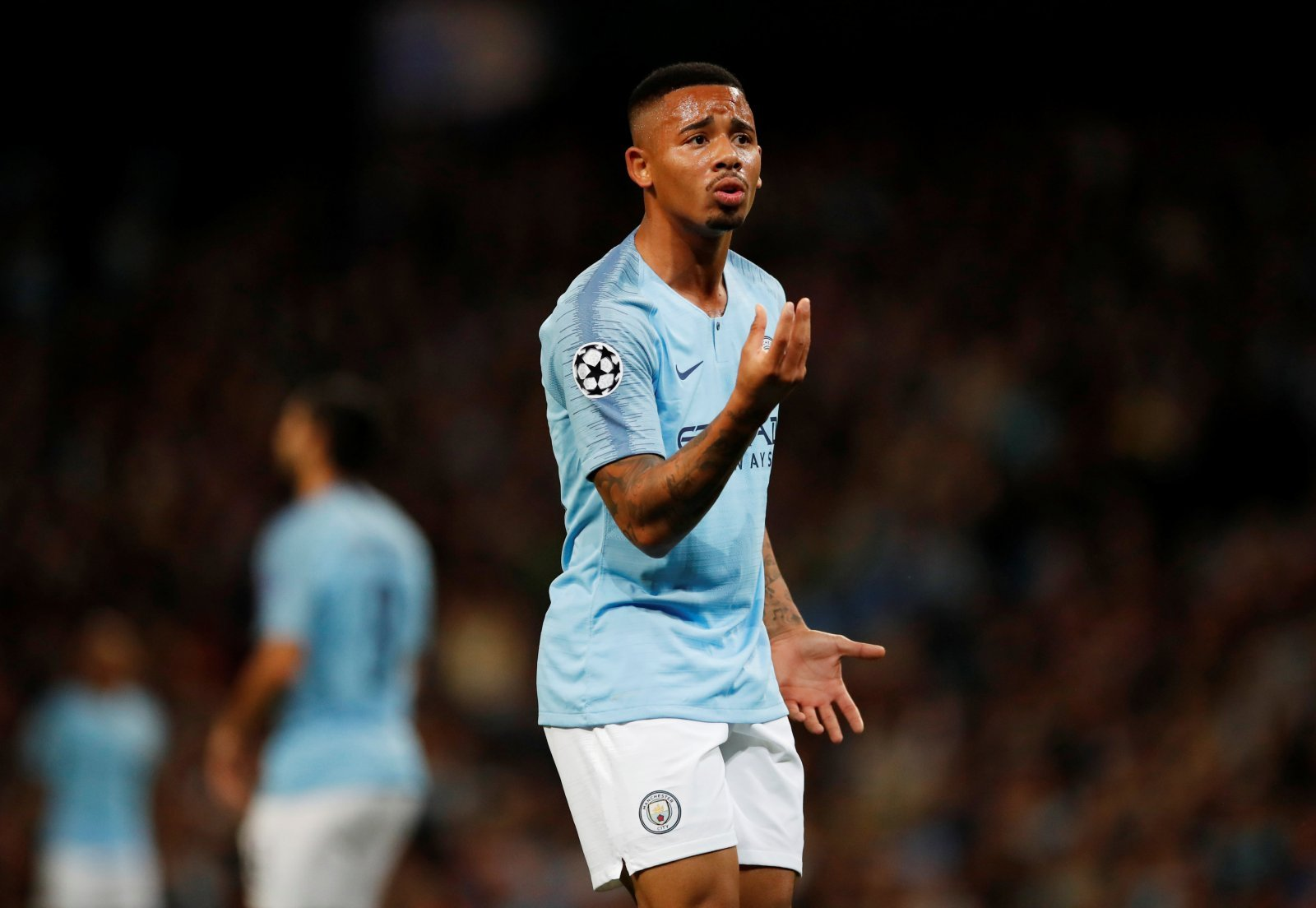 Plenty of Man City fans are fuming with Gabriel Jesus