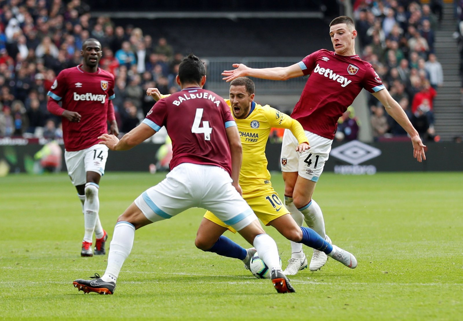 Recent developments should prompt Marco Silva to lure Declan Rice to Everton