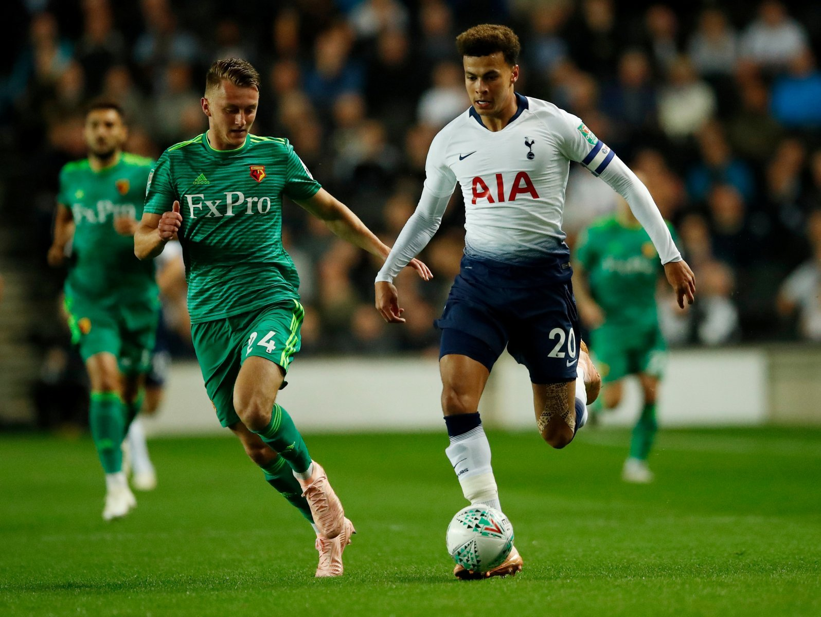 Mauricio Pochettino is spot on with his assessment on Dele Alli