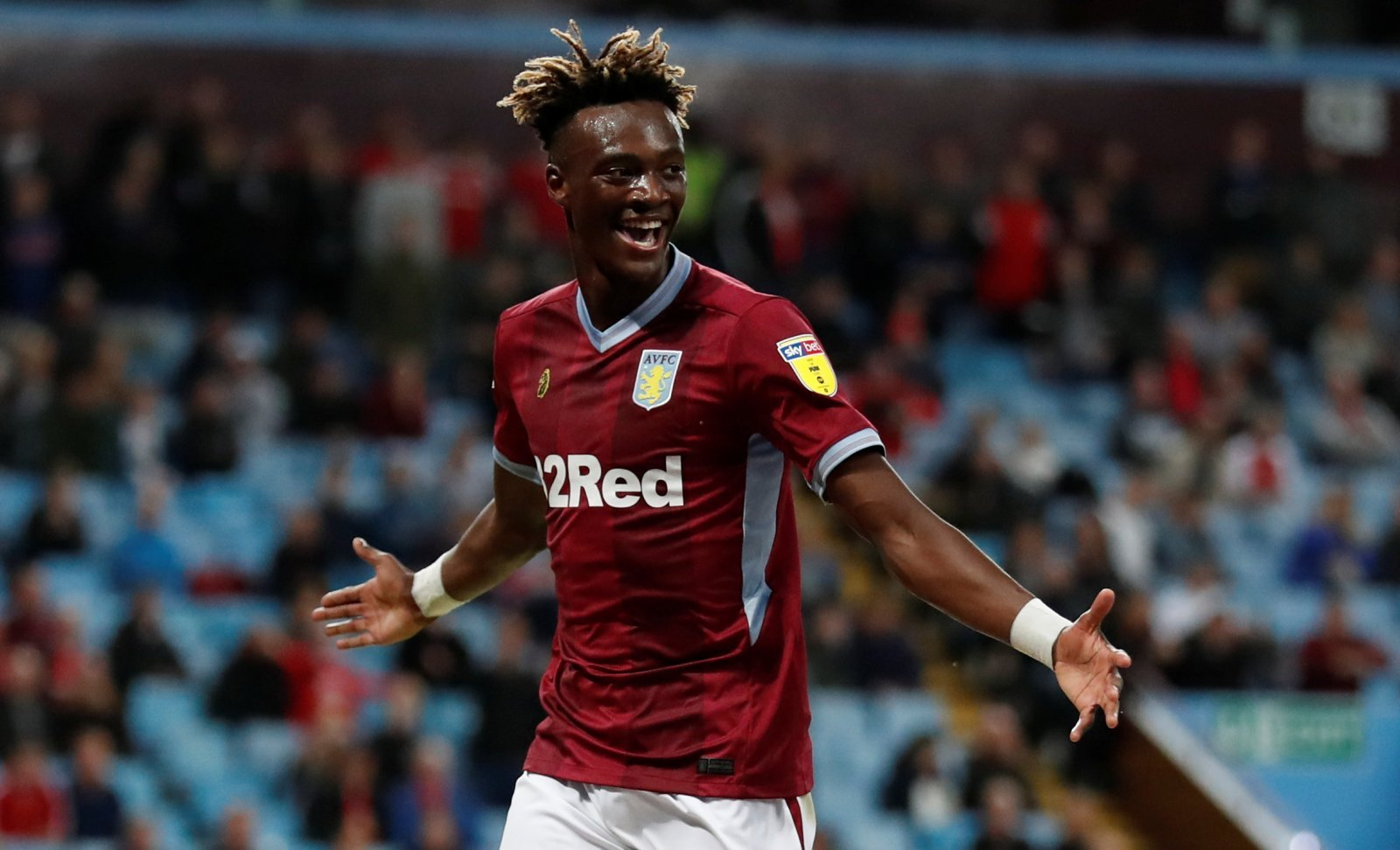 Chelsea: Frank Lampard could make Tammy Abraham his lead striker