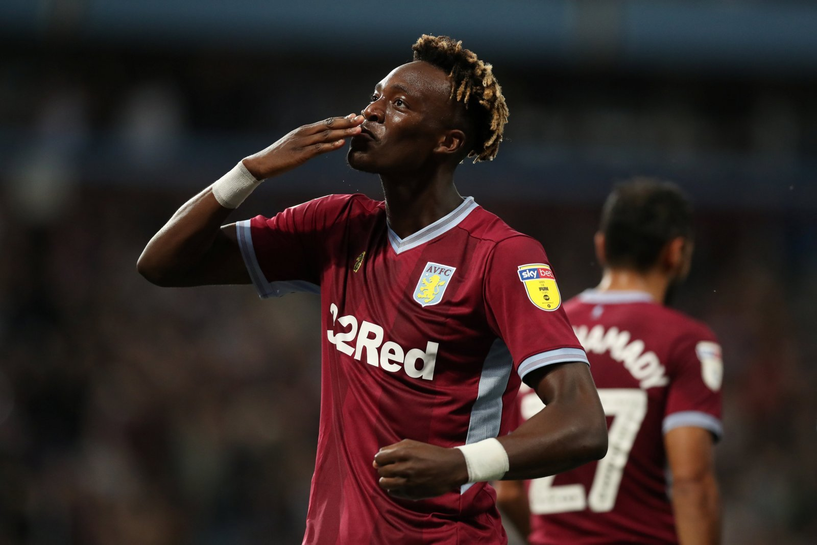 Crystal Palace must be monitoring Tammy Abraham ahead of the summer transfer window