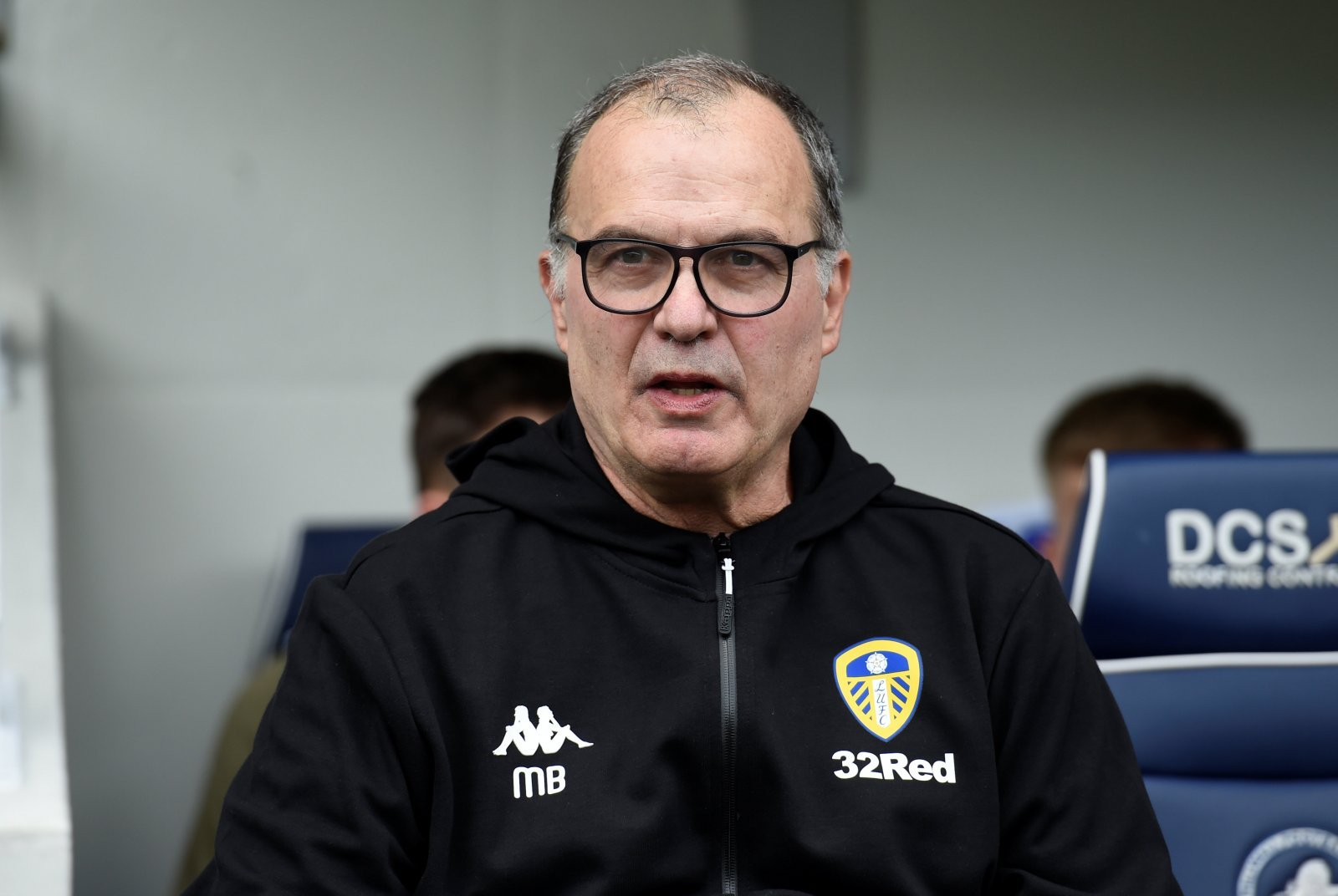 Marcelo Bielsa pleased with his current squad