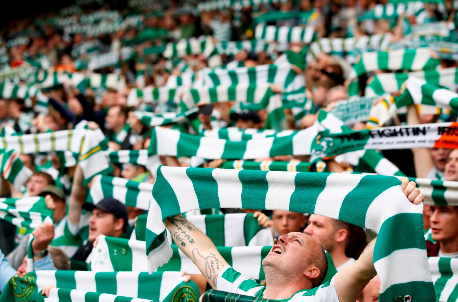 Celtic fans demand signings after being drawn Valencia in Europa League