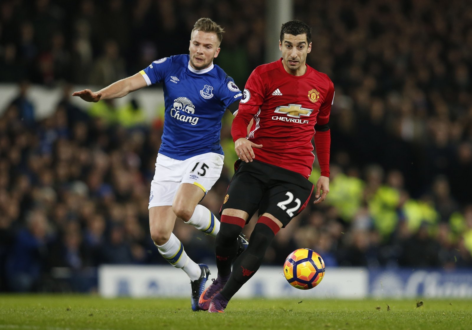 Profit Players: Tom Cleverley