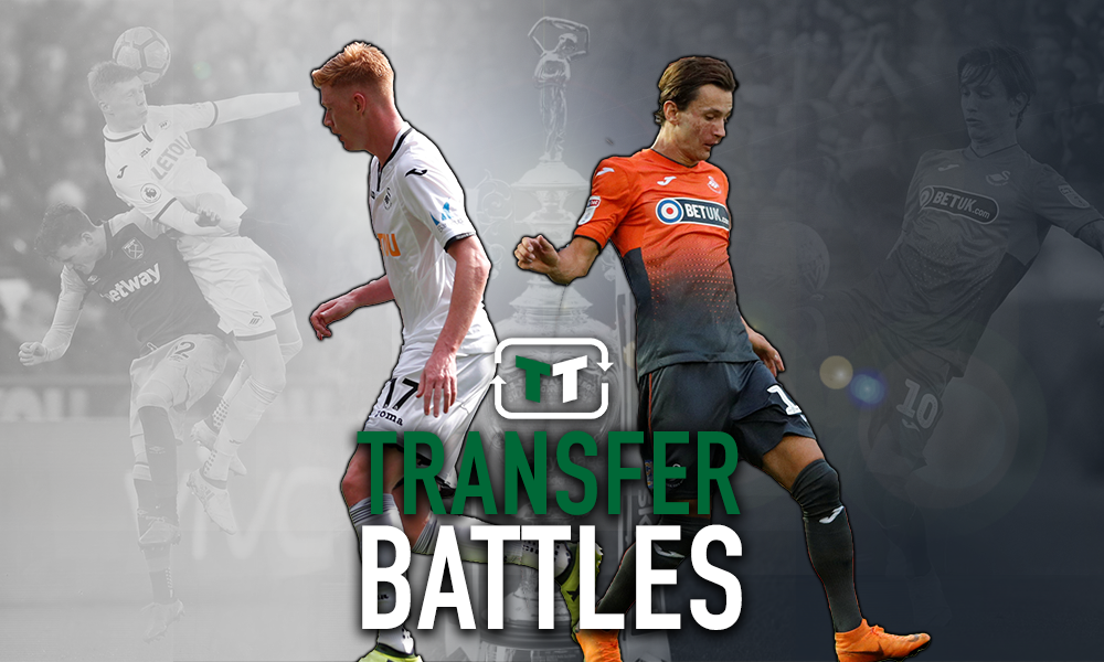 Transfer Battle: Sam Clucas vs Bersant Celina
