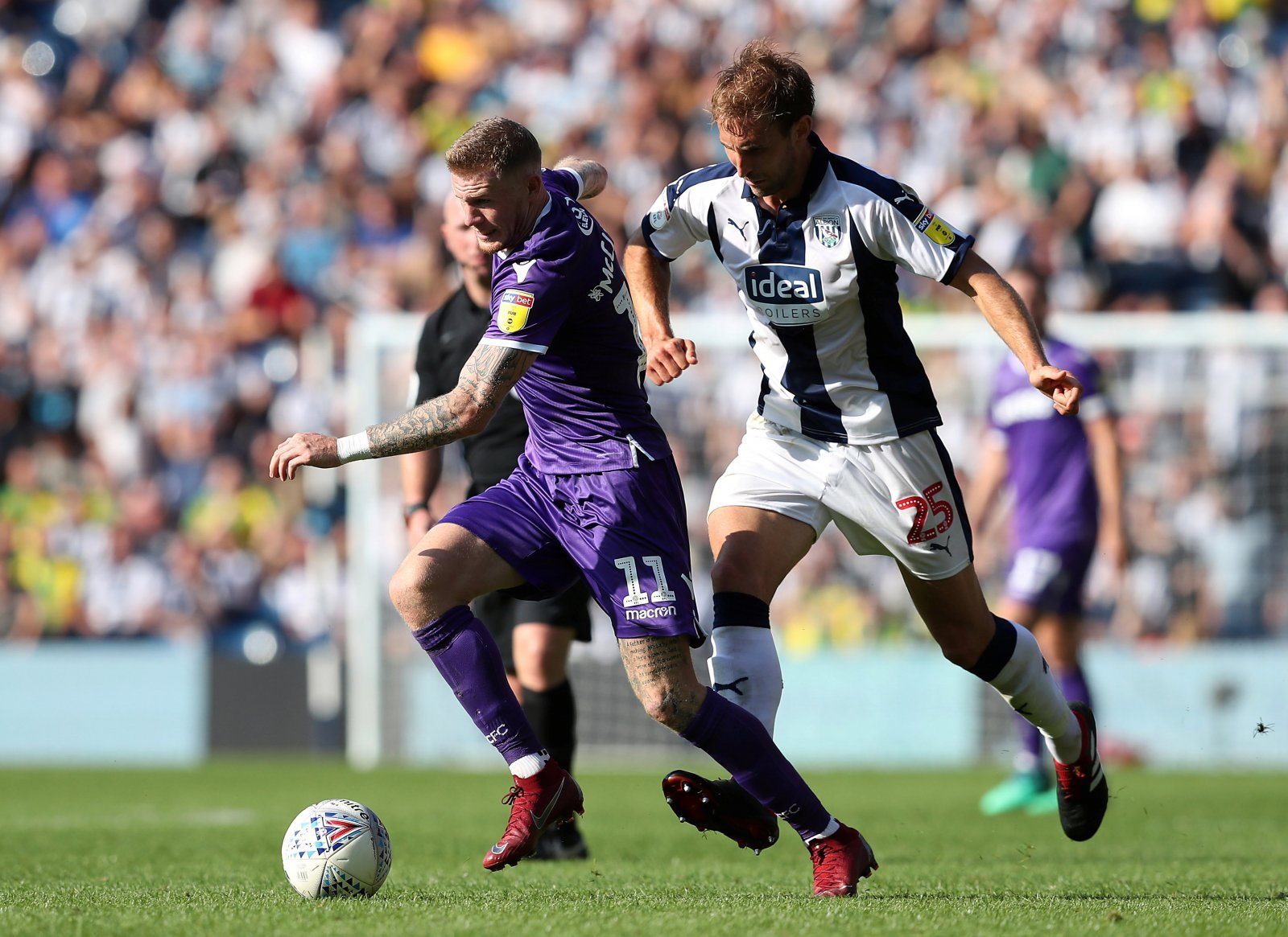 Craig Dawson was West Brom's unsung hero in victory over Millwall