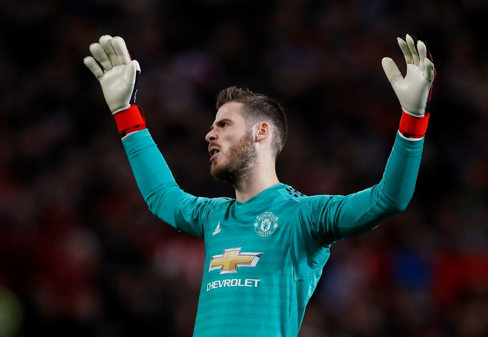 Lucrative Man Utd contract agreement with David De Gea would be Woodward's most important deal in years