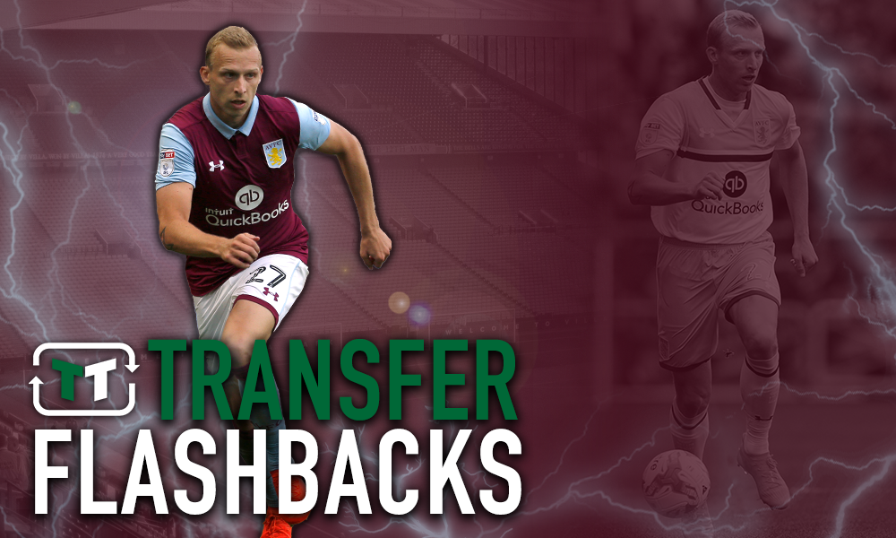 Transfer Flashbacks: Ritchie De Laet