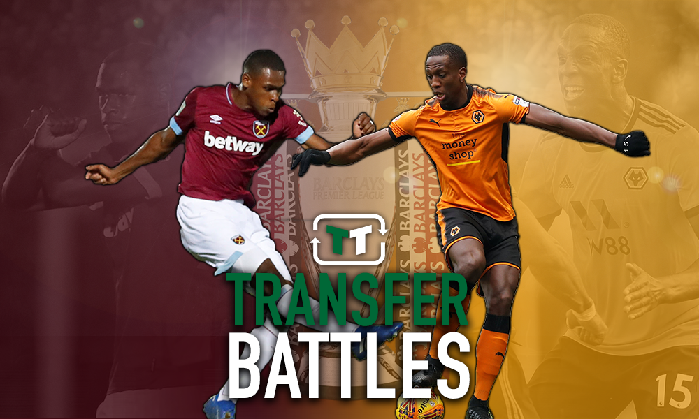 TT Battle: Issa Diop vs Willy Boly