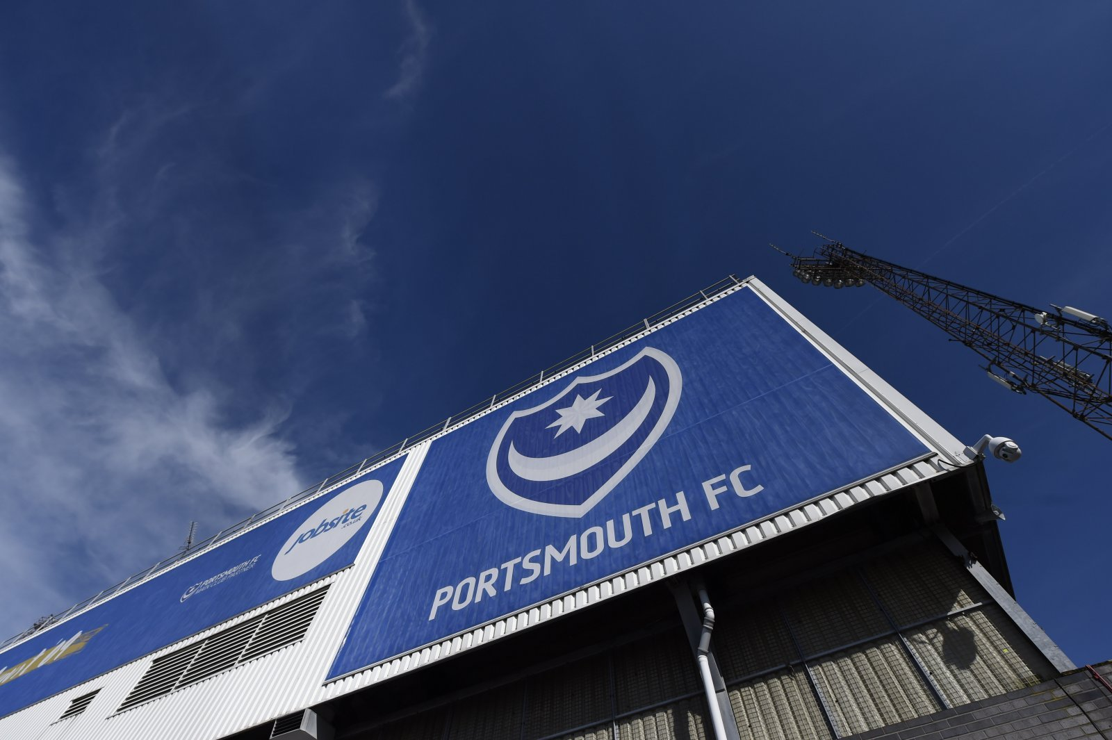 Portsmouth: These Pompey fans couldn't help but complain after 4-1 league win