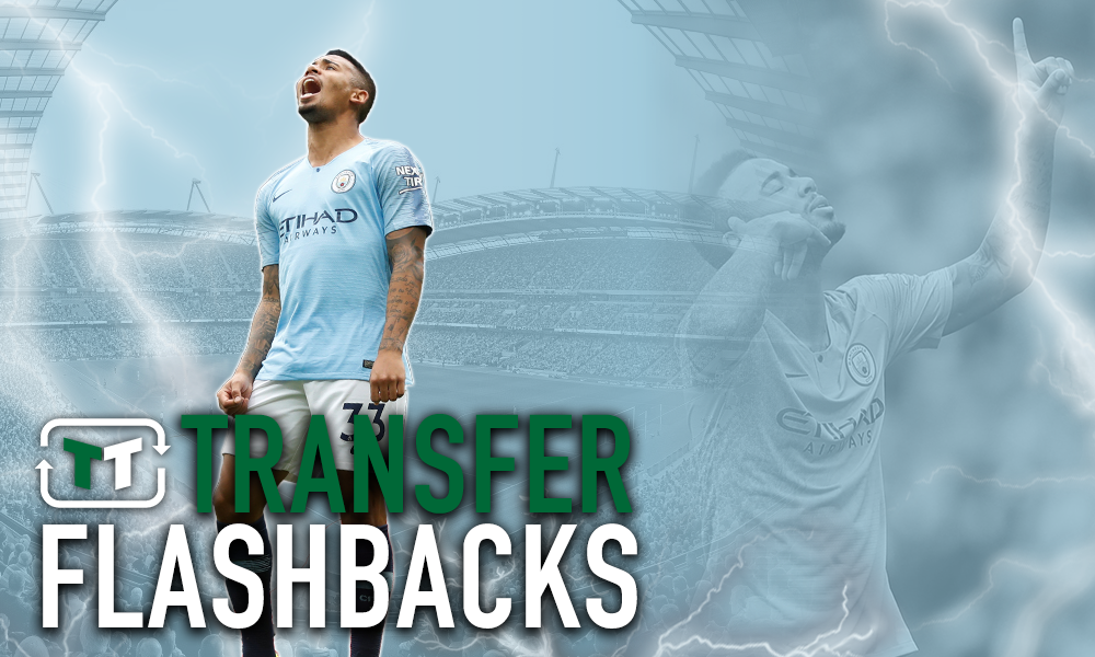 Transfer Flashbacks: Gabriel Jesus