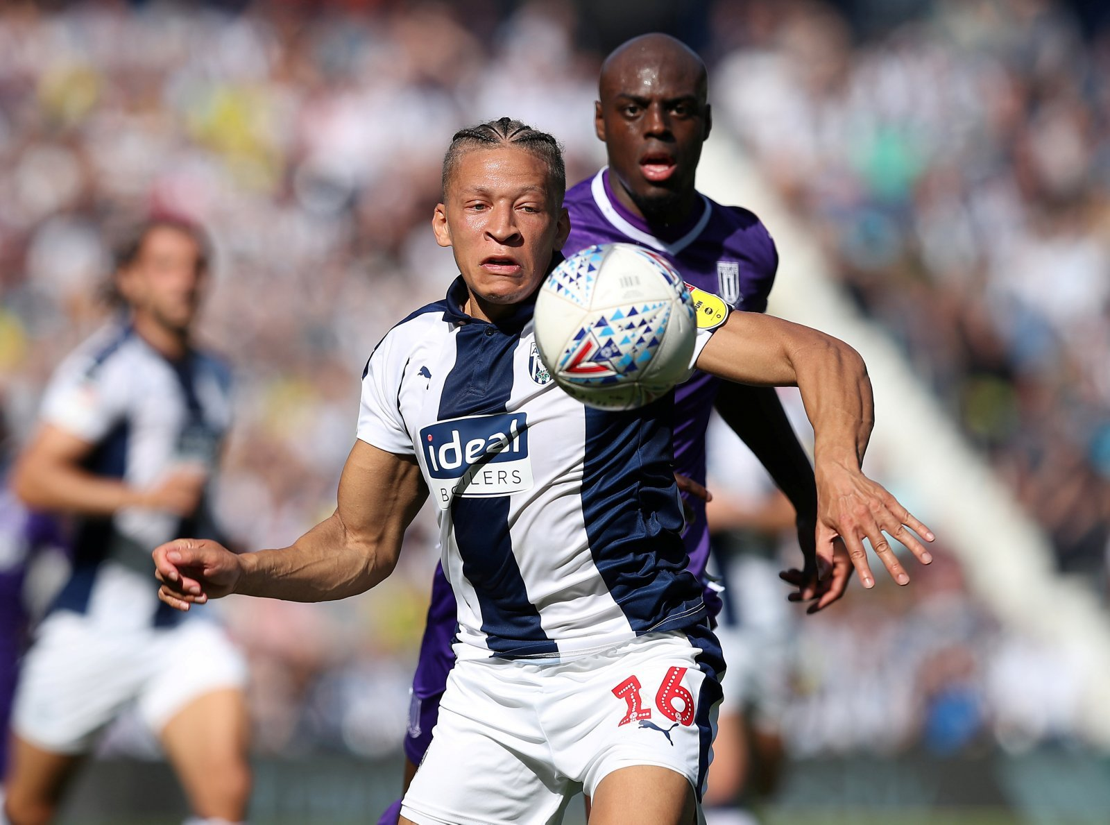 West Brom fans are pinning their hopes on the excellent Dwight Gayle