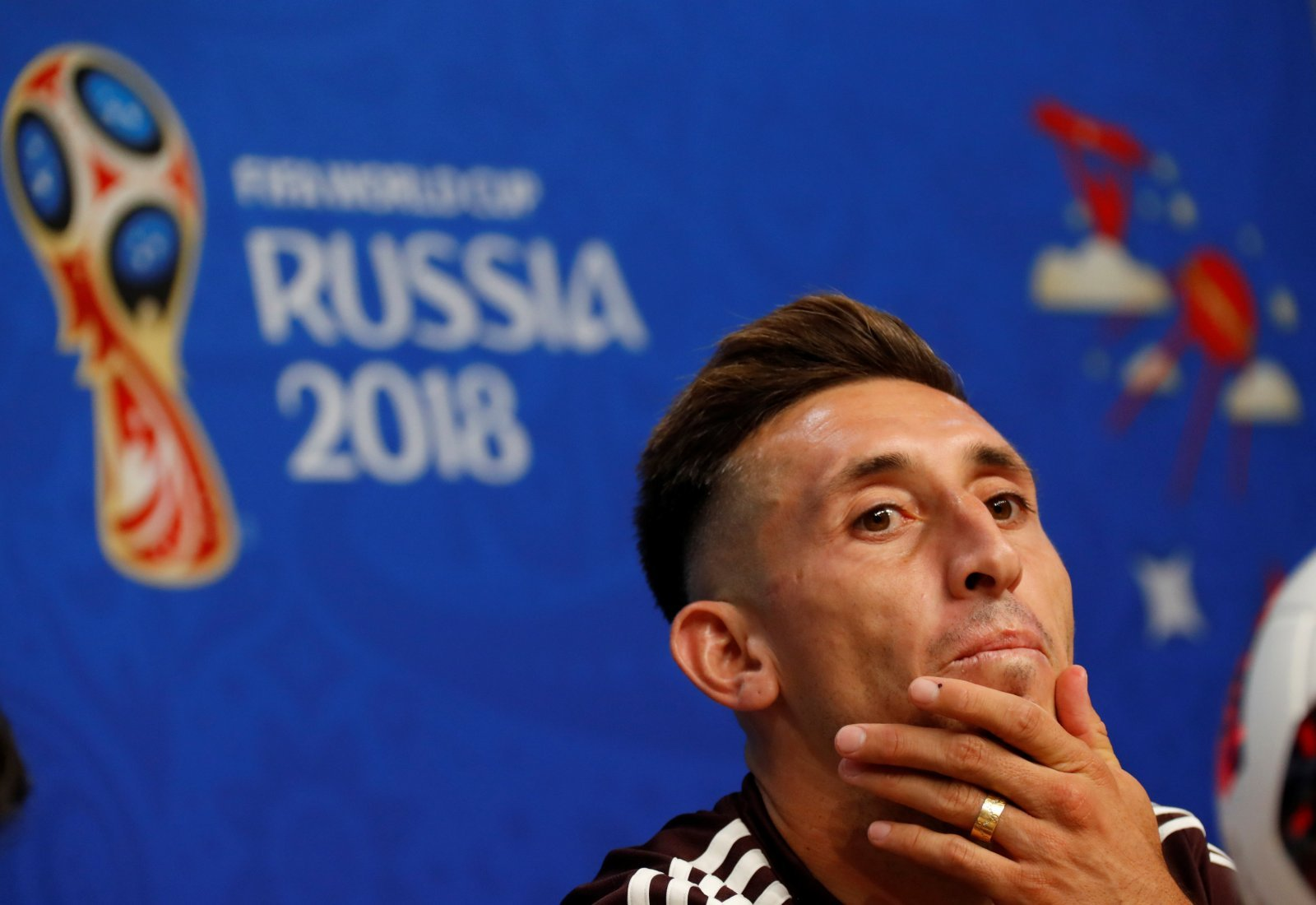 Arsenal interest in Hector Herrera could spell the end for Granit Xhaka