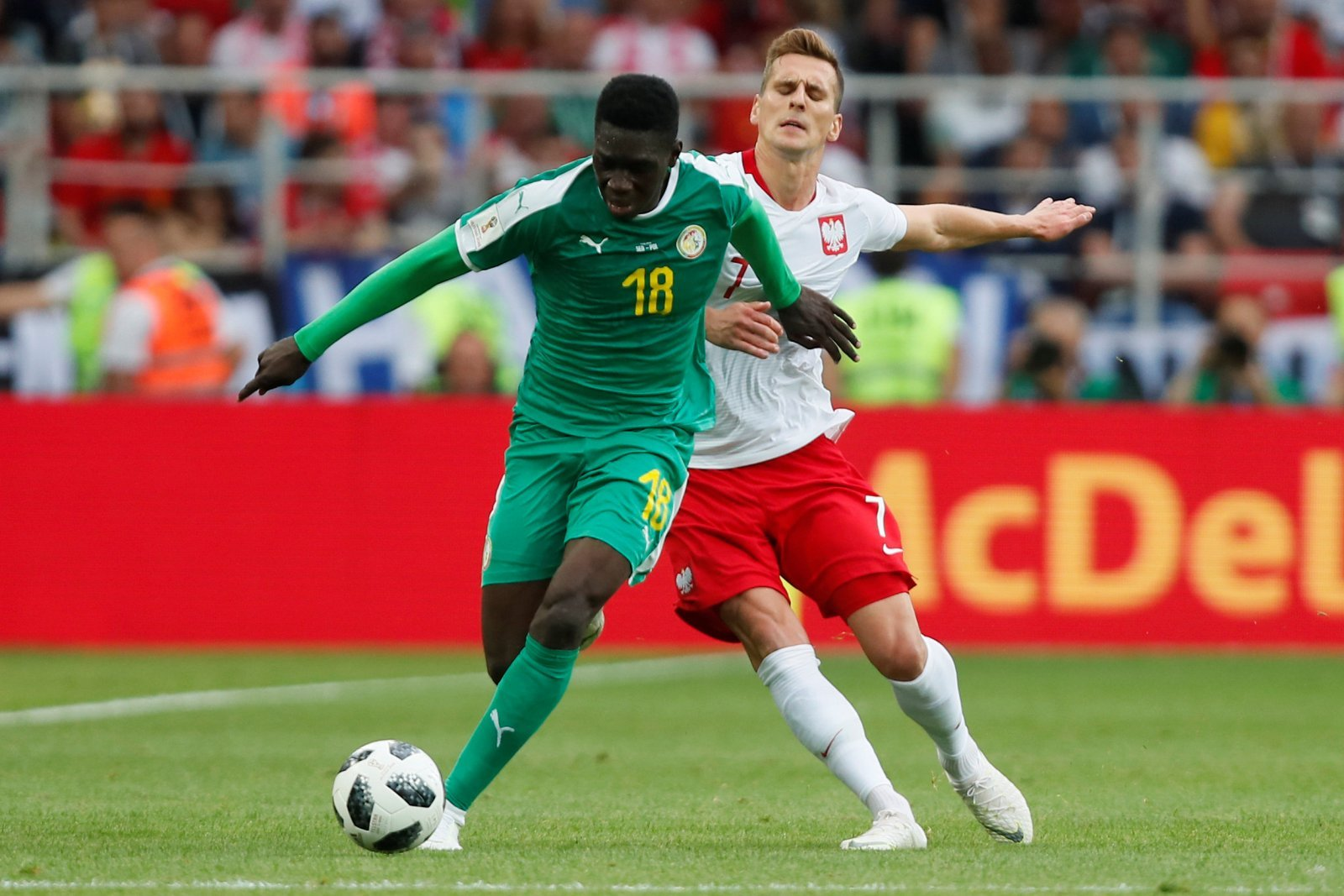 Ismaila Sarr would give Arsenal that attacking edge
