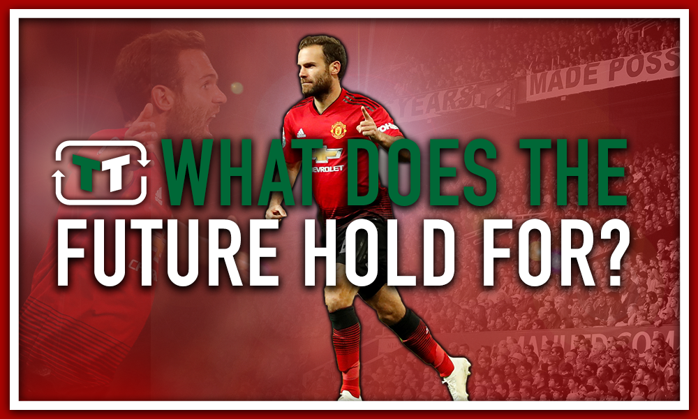 What does the future hold for Juan Mata?