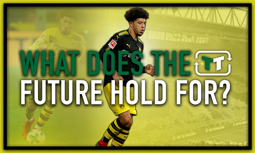 What does the future hold for Jadon Sancho?