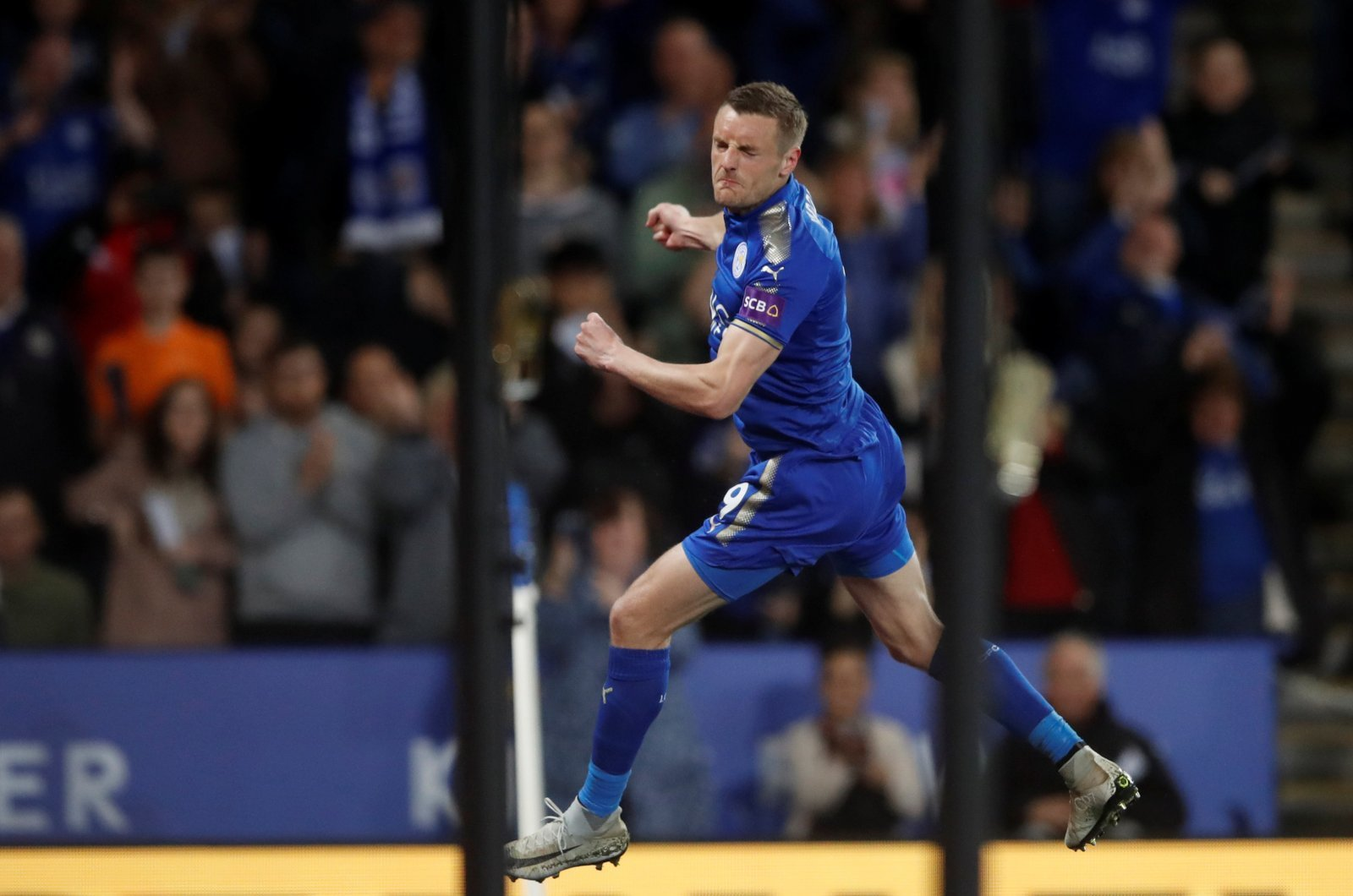 Jamie Vardy would give Everton a ridiculously talented frontline