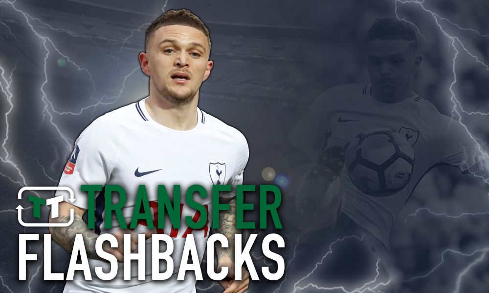 Transfer Flashbacks: Kieran Trippier
