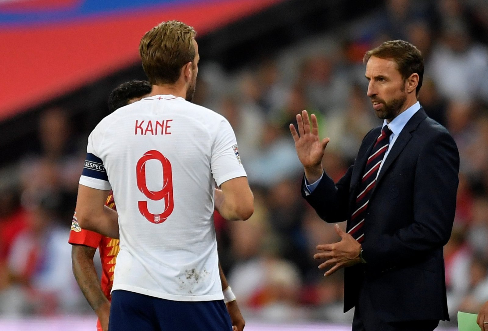 Tottenham fans slate Anfield atmosphere after Harry Kane's comments