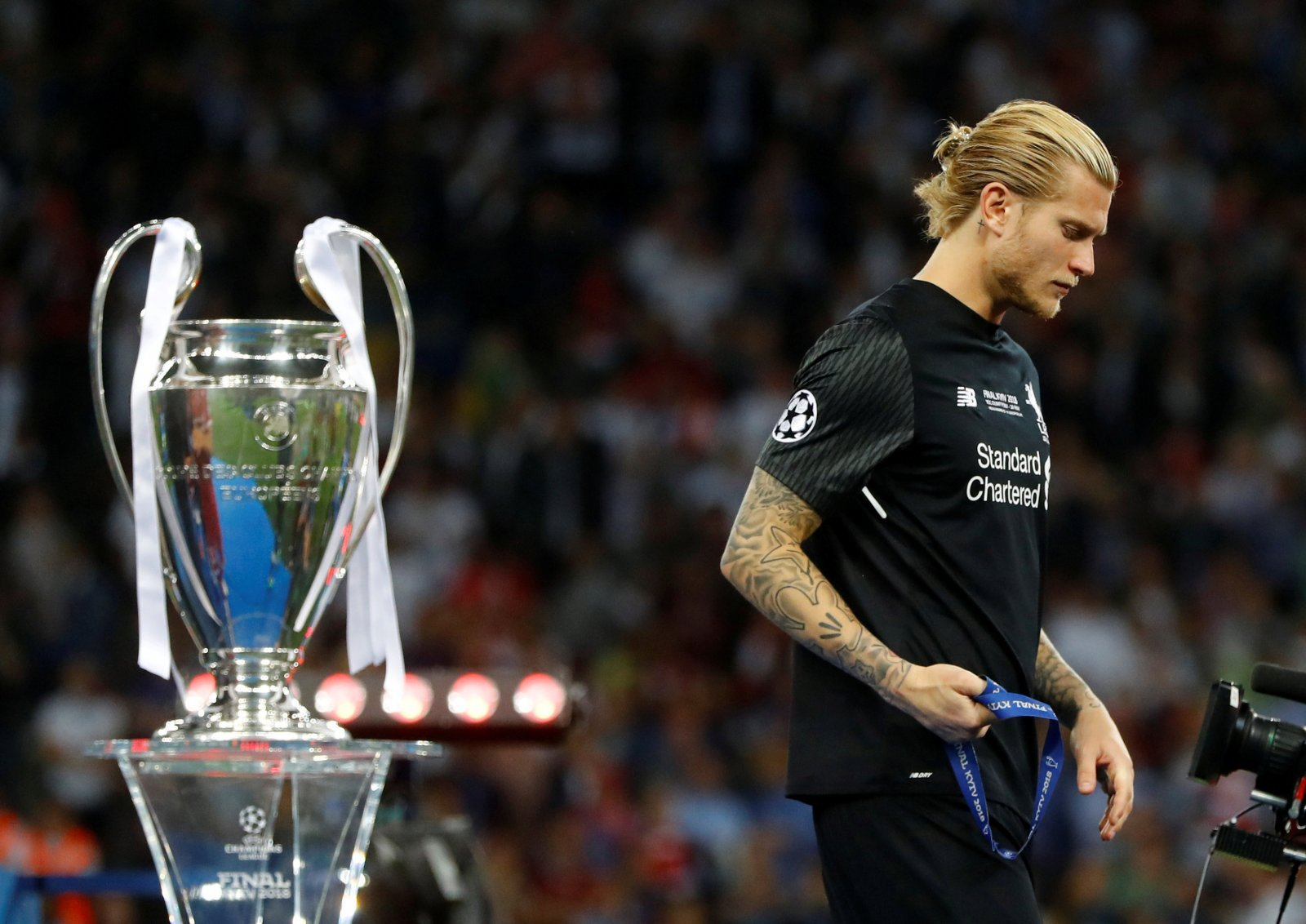 Liverpool: Loris Karius' days at Anfield seem numbered as Besiktas seek to end his loan early