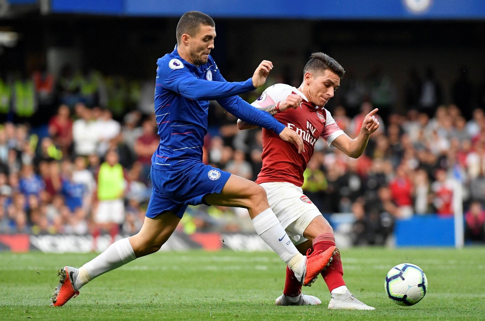 Chelsea: Mateo Kovacic will now return to Cobham to receive treatment