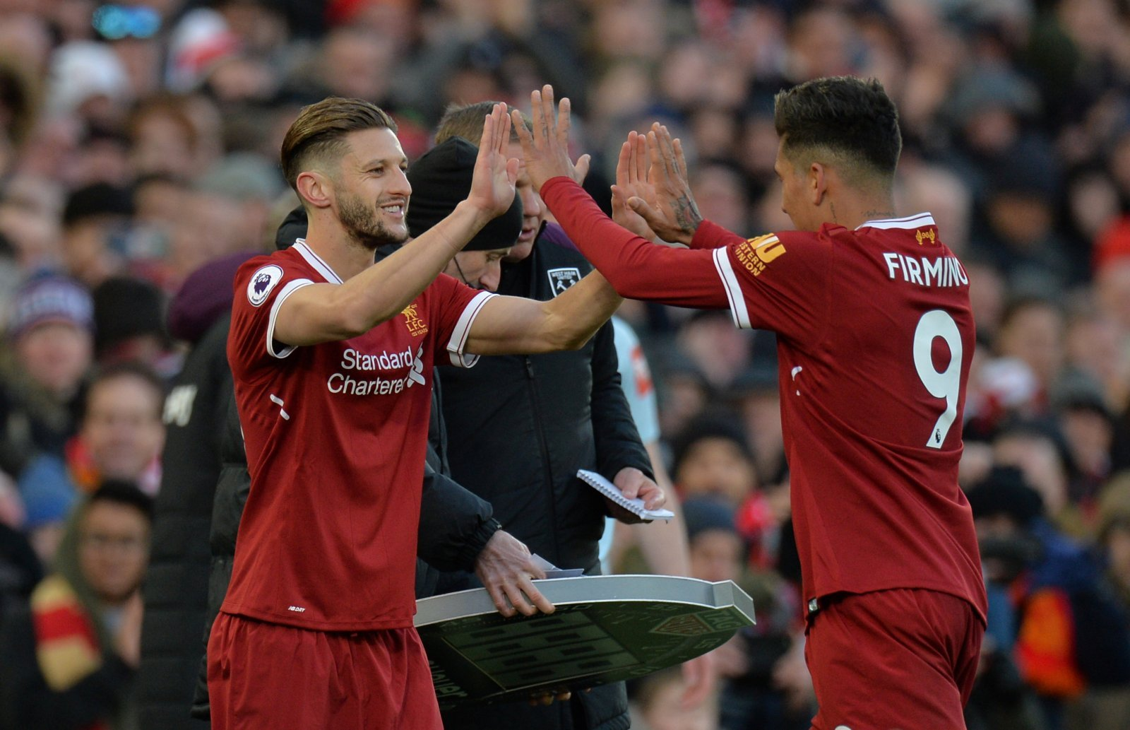 Liverpool fans react to Firmino and Lallana's brilliance against Leicester in 2016
