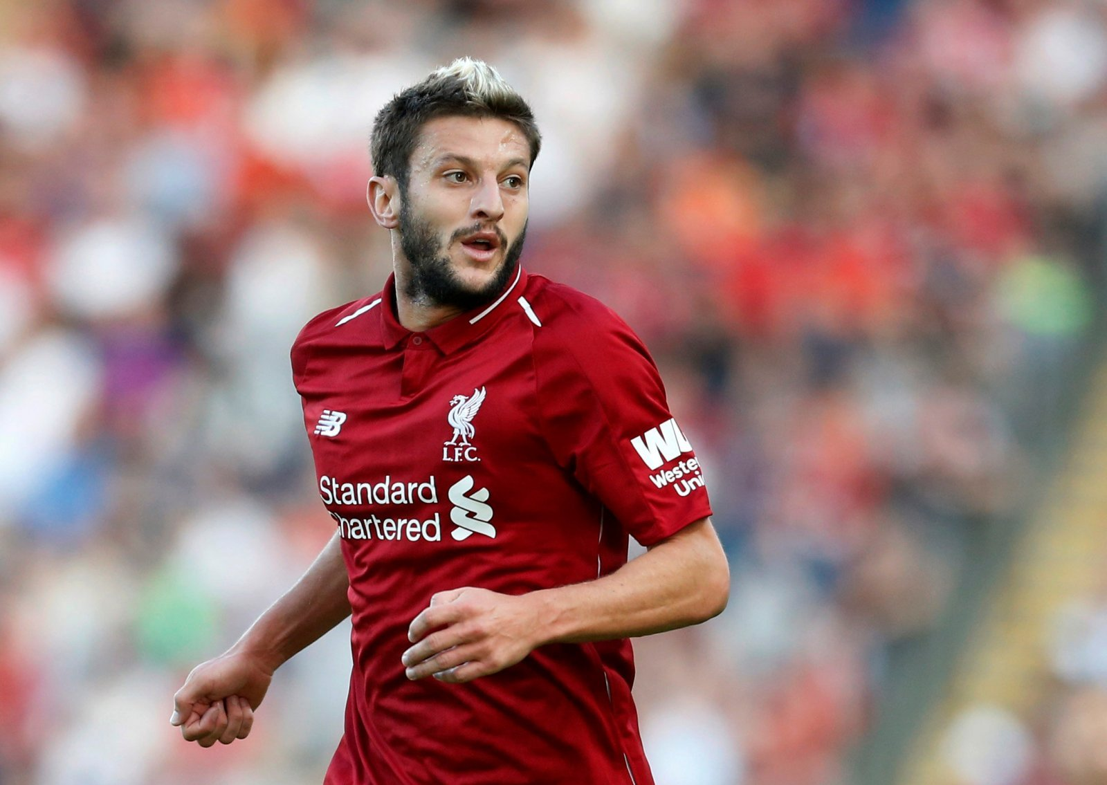 These Liverpool fans rage at Adam Lallana for his performance vs Red Star