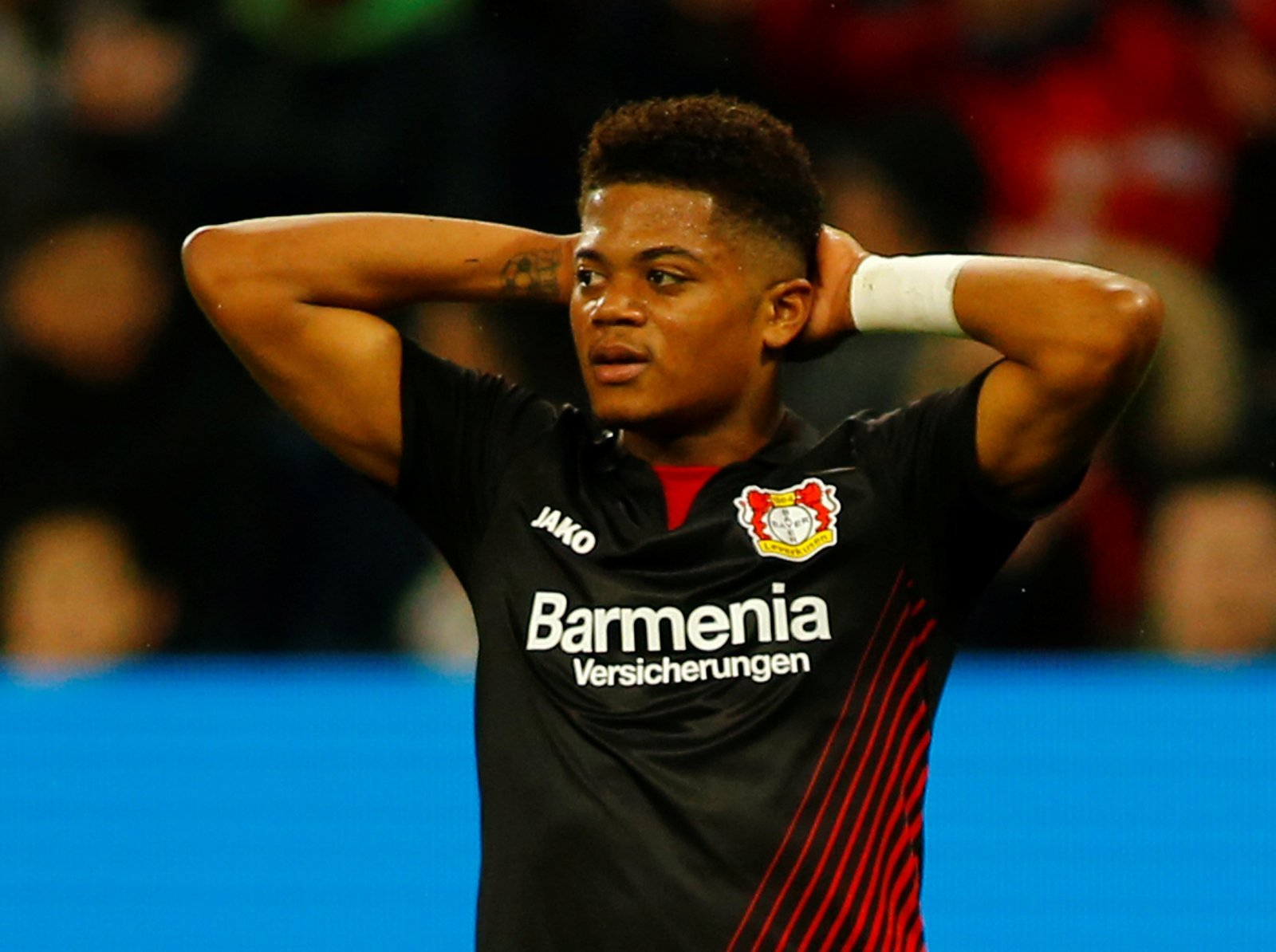Leon Bailey would take Arsenal to the Premier League title