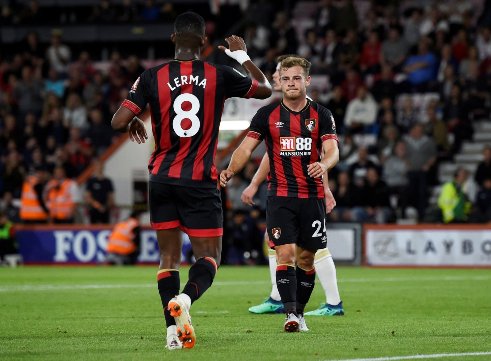 TT Introduces: Jefferson Lerma, Bournemouth's record signing