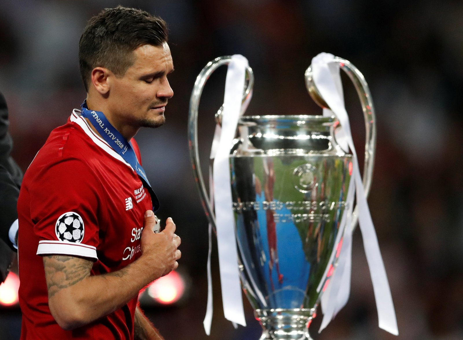 Liverpool: Dejan Lovren's valuation is not unreasonable