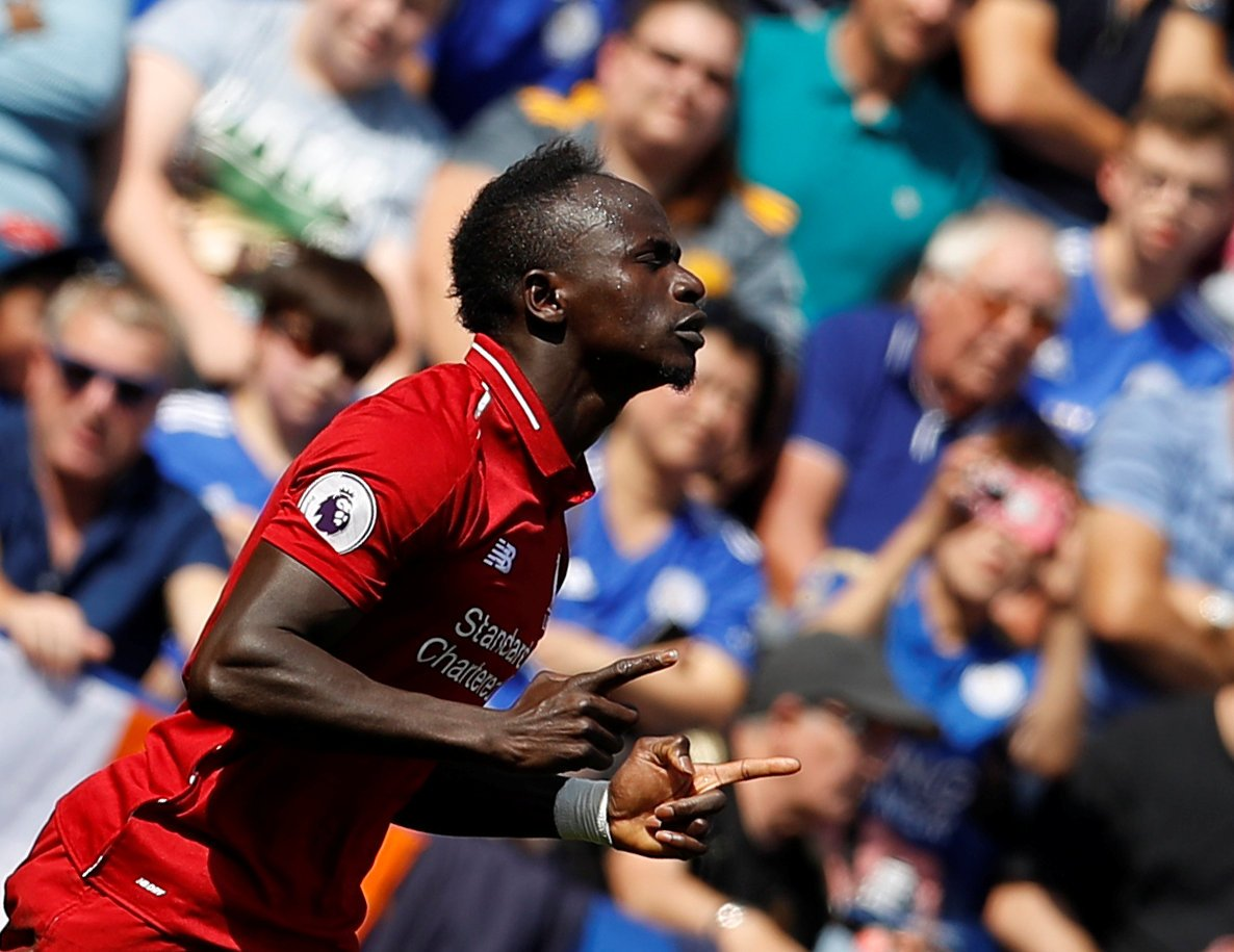 Sadio Mane is proving to be the main man for Liverpool while Salah struggles