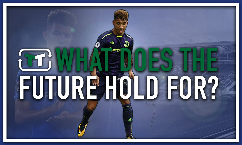 What does the future hold for Everton's Mason Holgate?