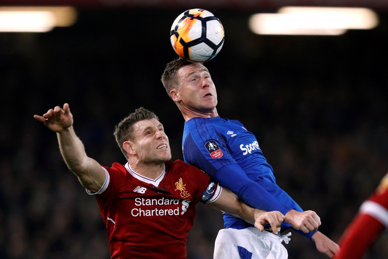 Aston Villa interested in loan deal for James McCarthy