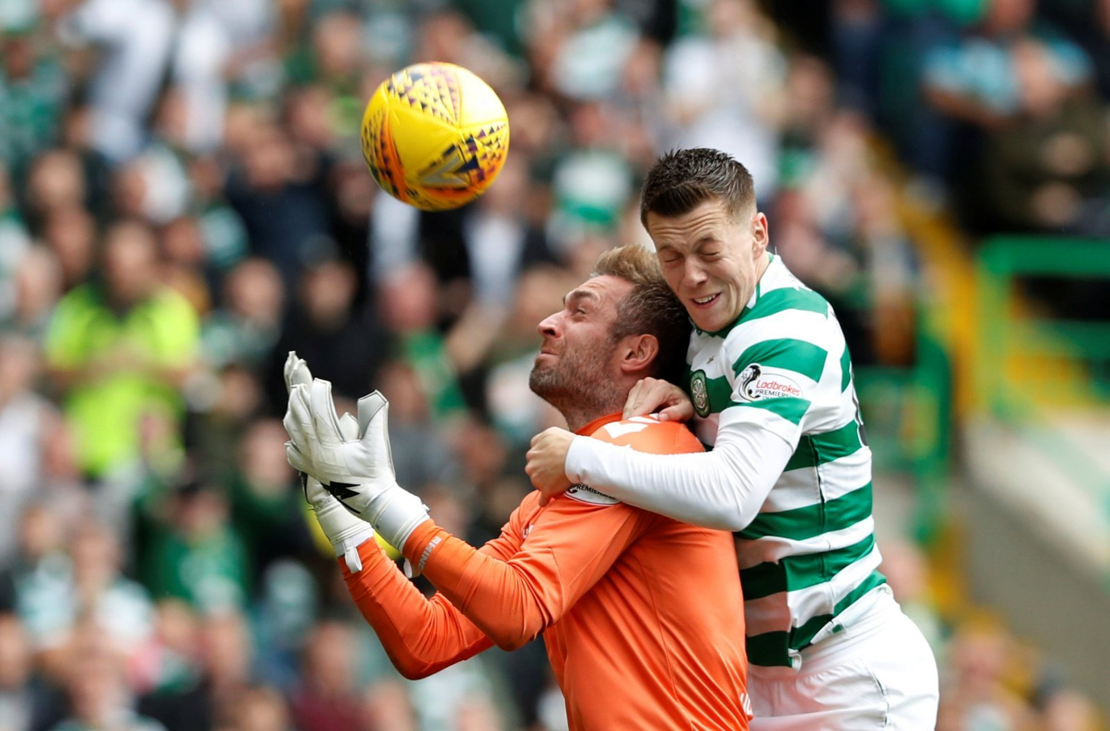 Rangers fans are absolutely spot on: Allan McGregor simply must win Player of the Month