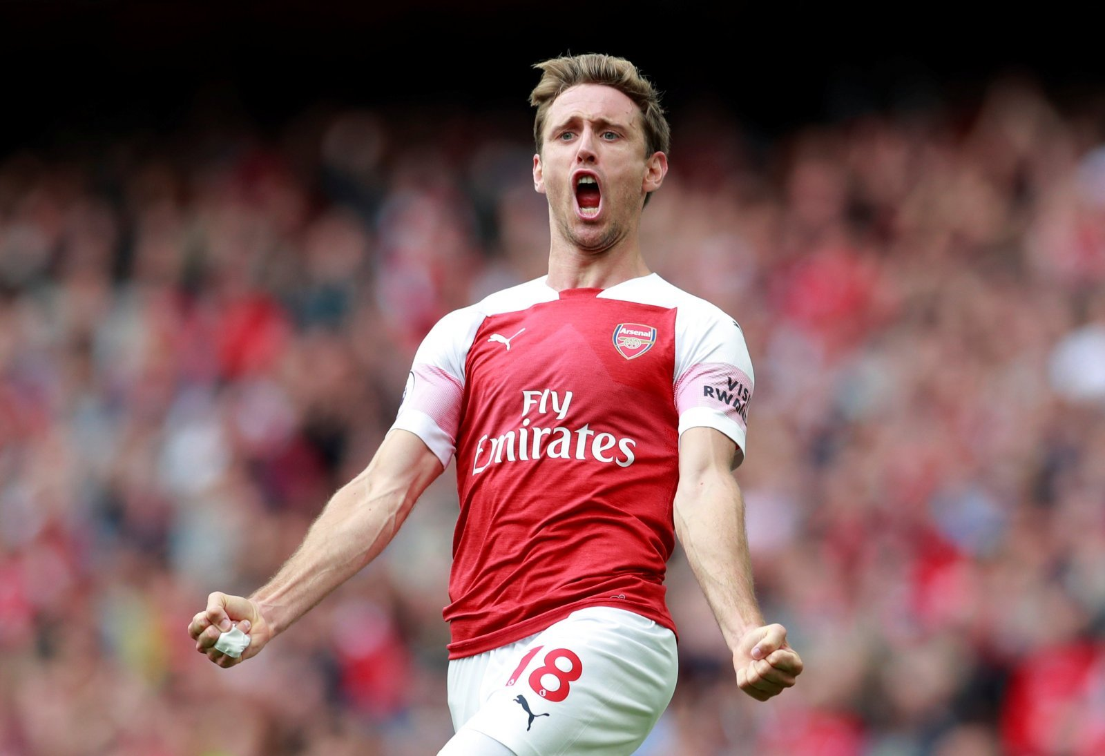 Arsenal: Nacho Monreal contract termination rumours proved false