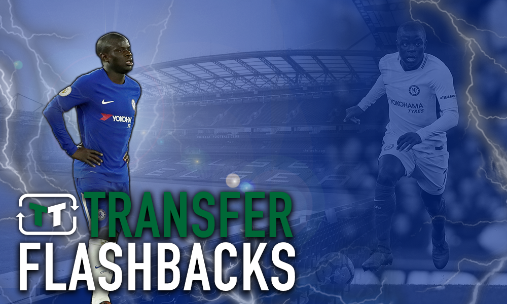 Transfer Flashbacks: N'Golo Kante