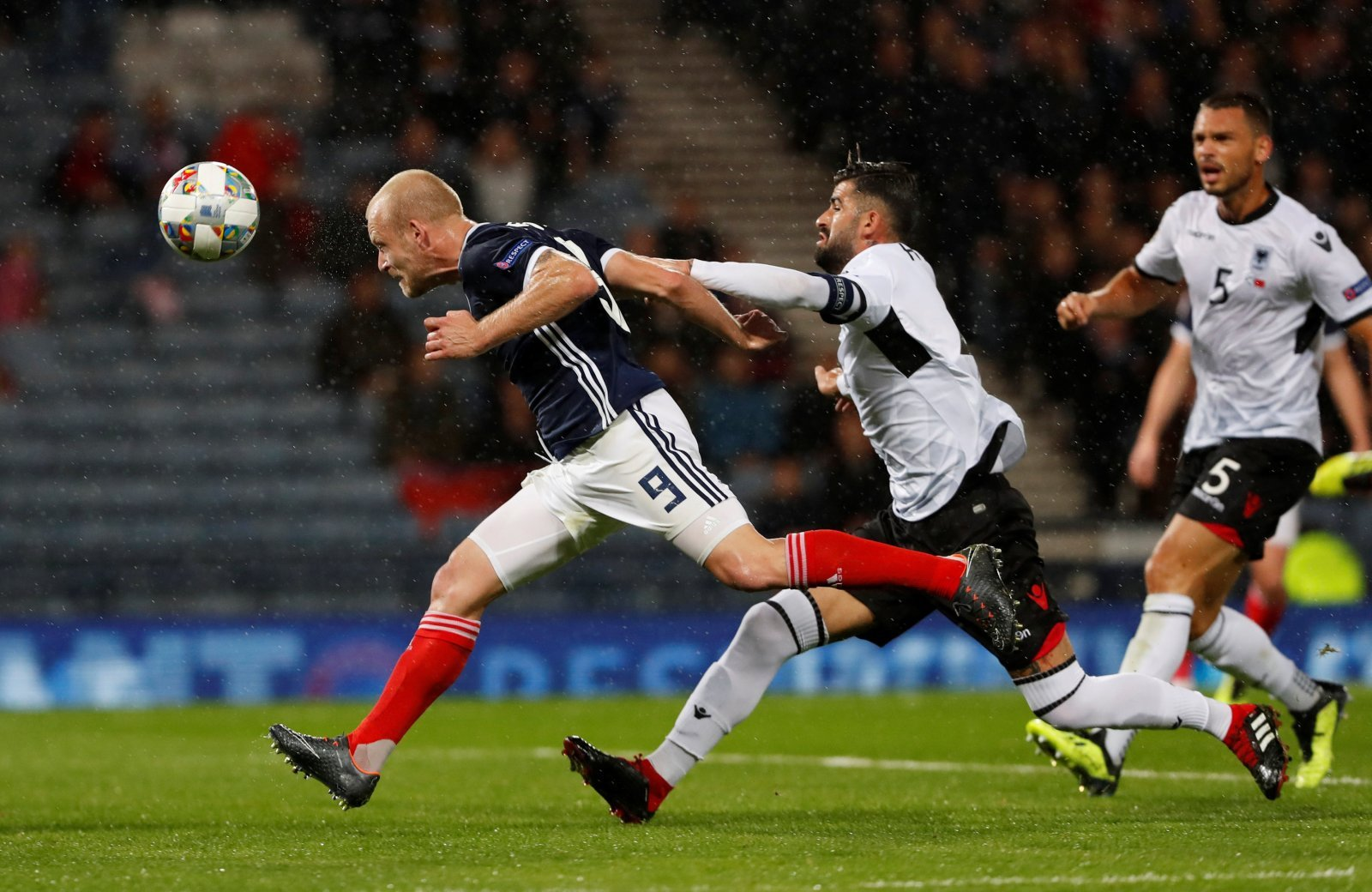 Birmingham want to sign Steven Naismith