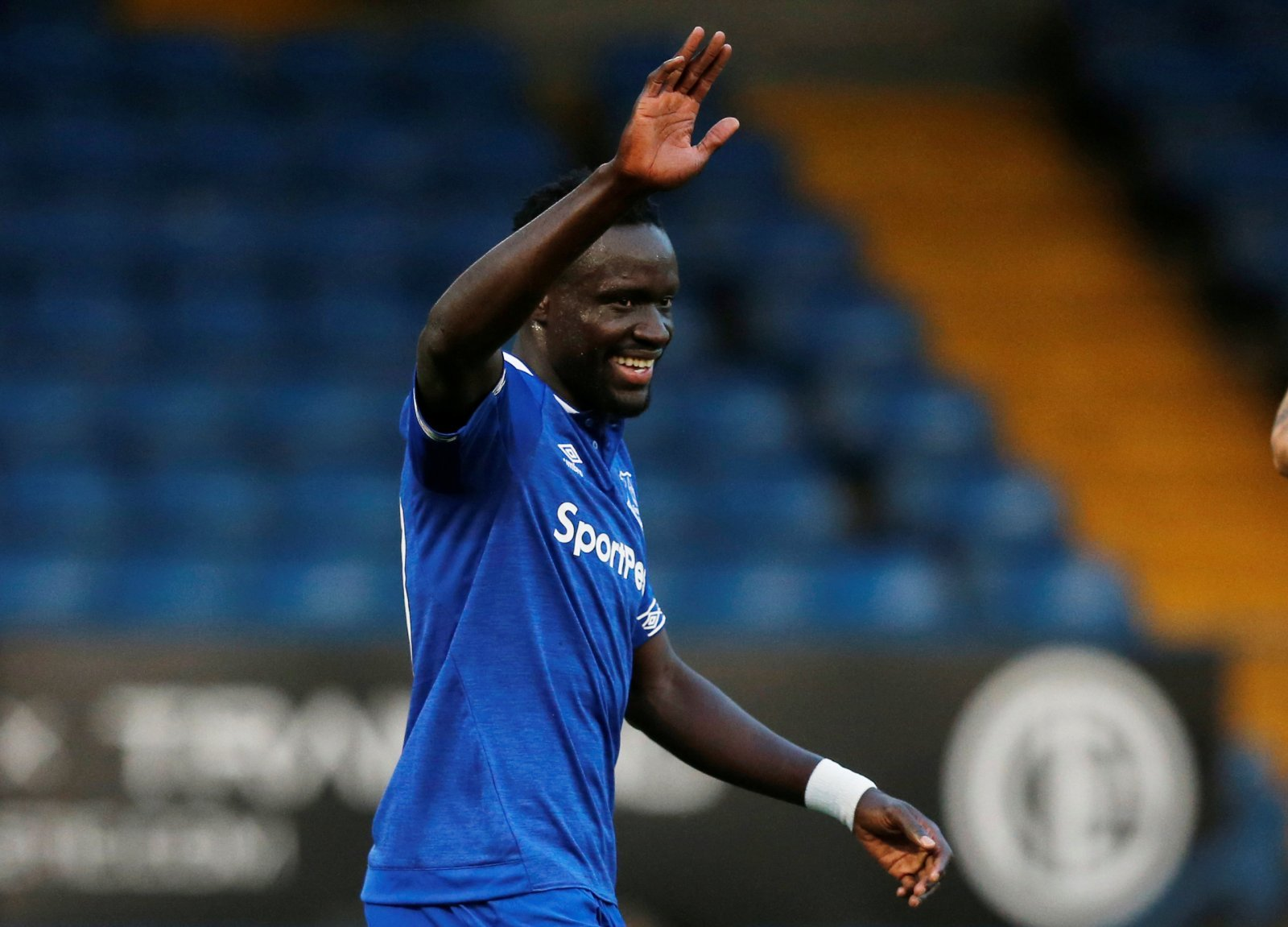 Everton's Oumar Niasse is a target for Besiktas