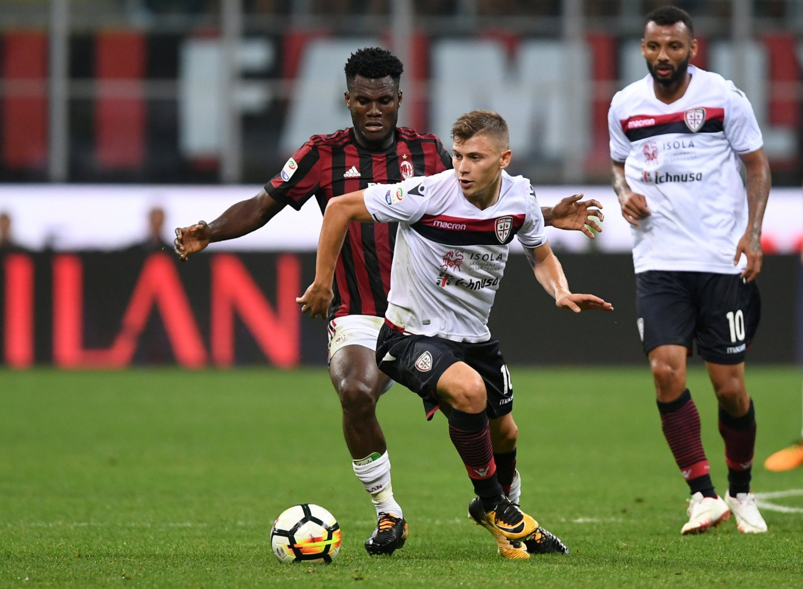 Nicolo Barella the kind of midfielder Liverpool need