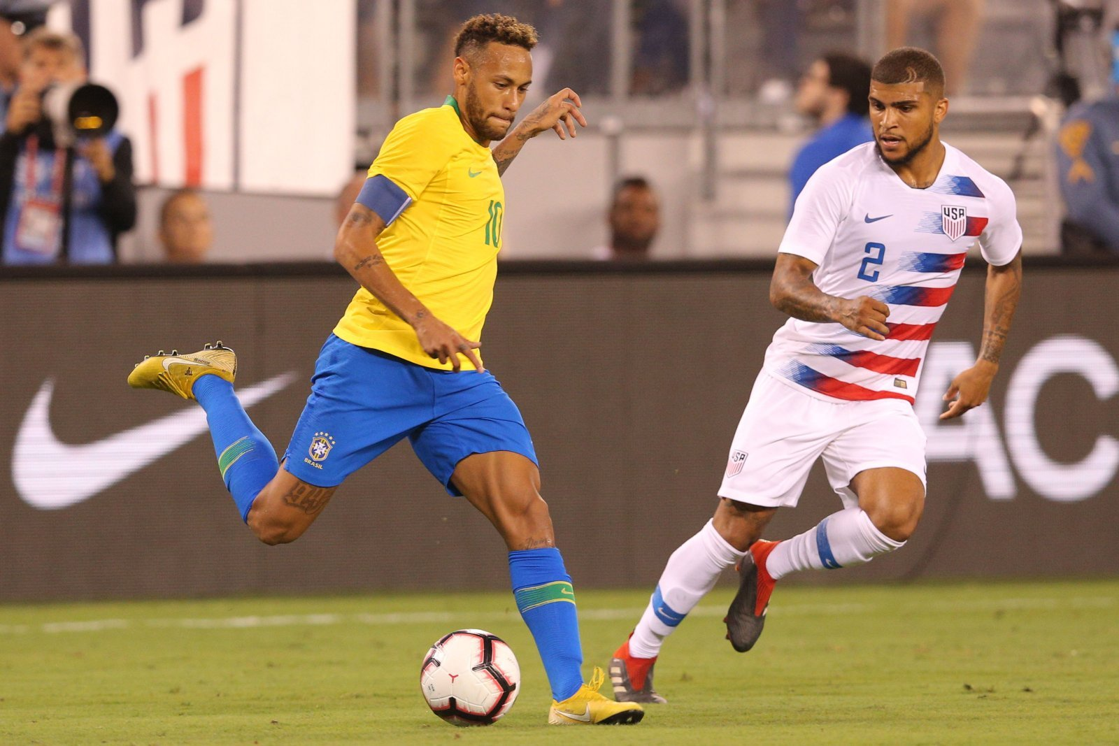 Neymar's comments have annoyed Newcastle United fans online
